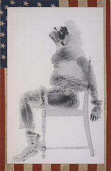 'Injustice Case' (1970), David Hammons