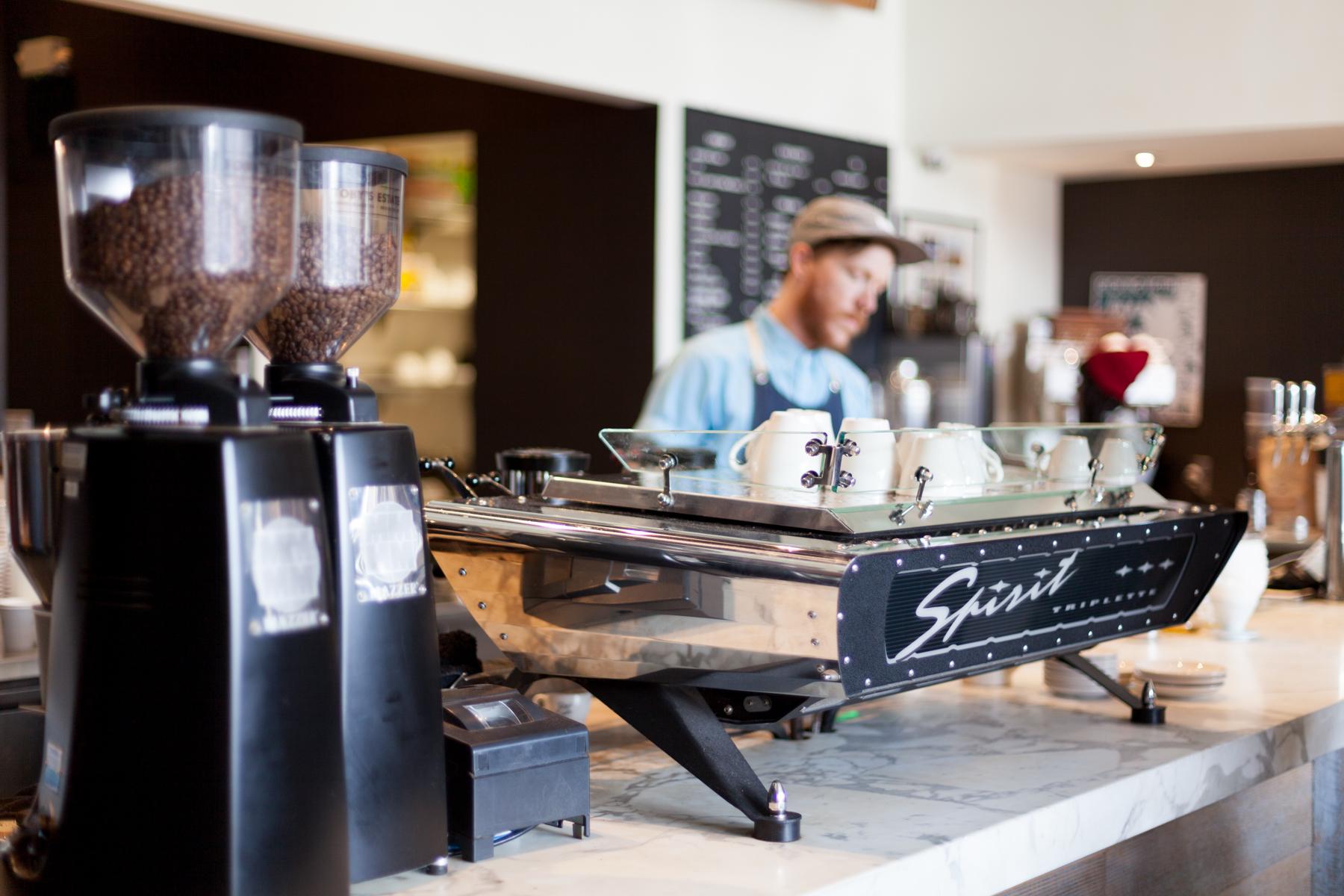 Le Sycomore_Toby's Estate Coffee