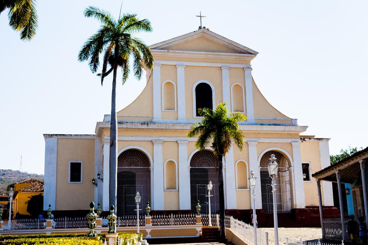 La Parroquial Mayor Church