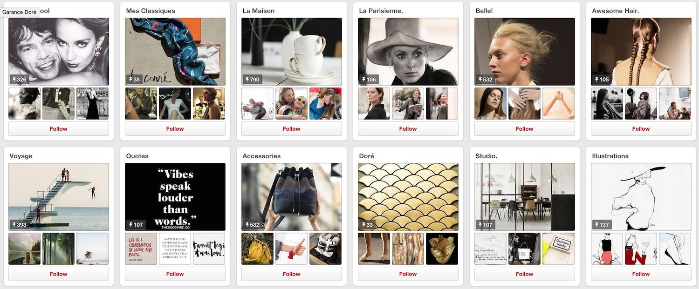How to Make a Beautiful Blog   Garance Dore