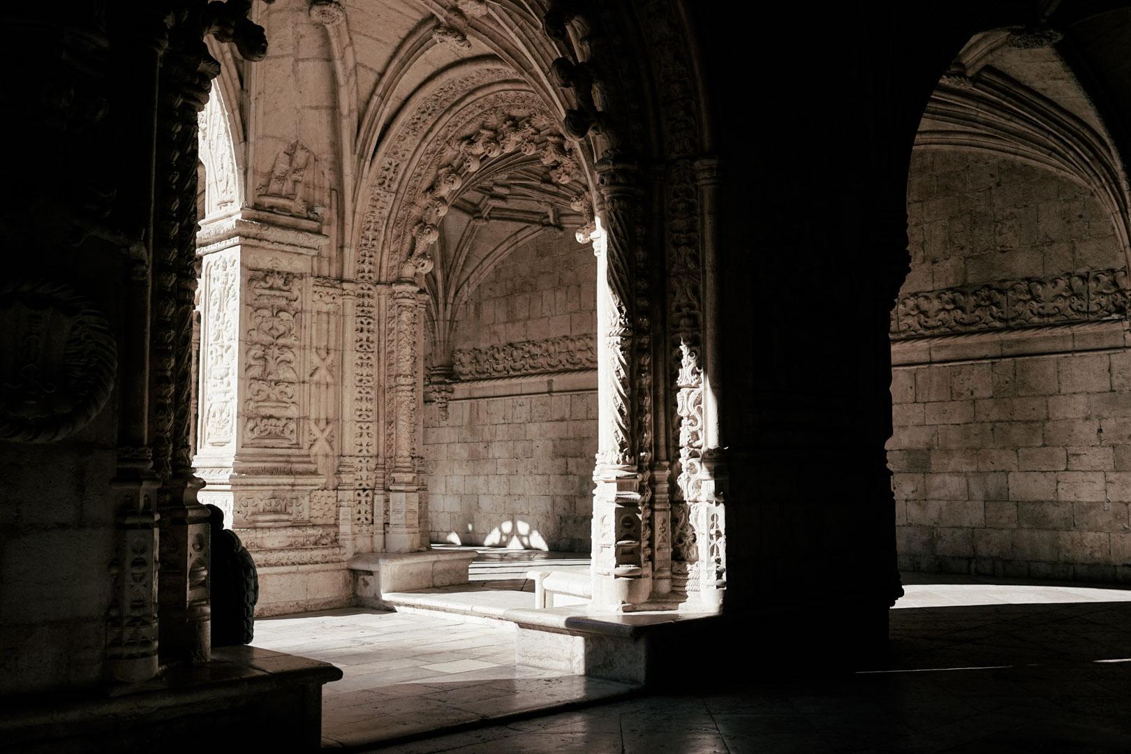 le sycomore lisbon Mosteiro dos Jerónimos