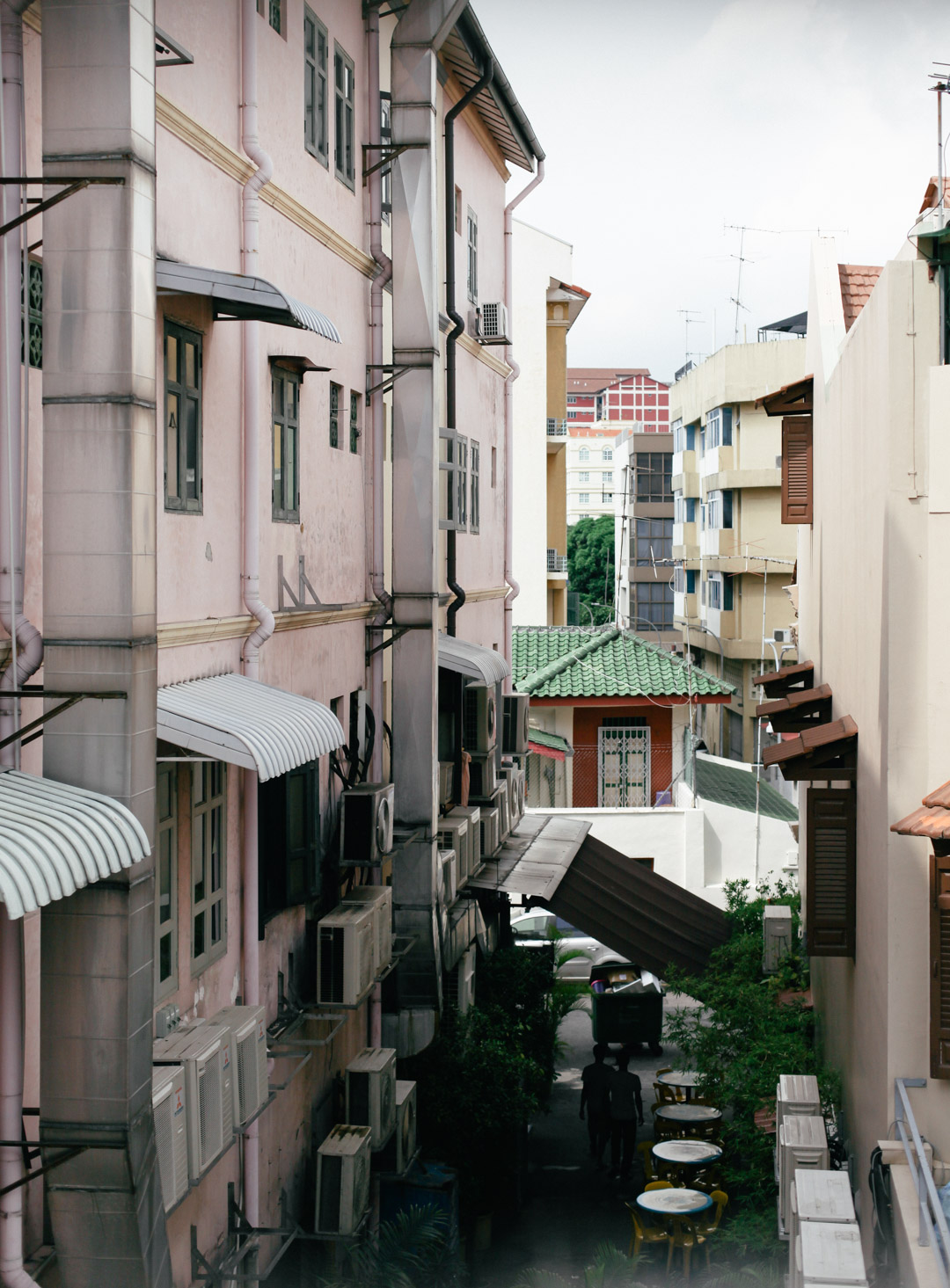 singapore apartment le sycomore