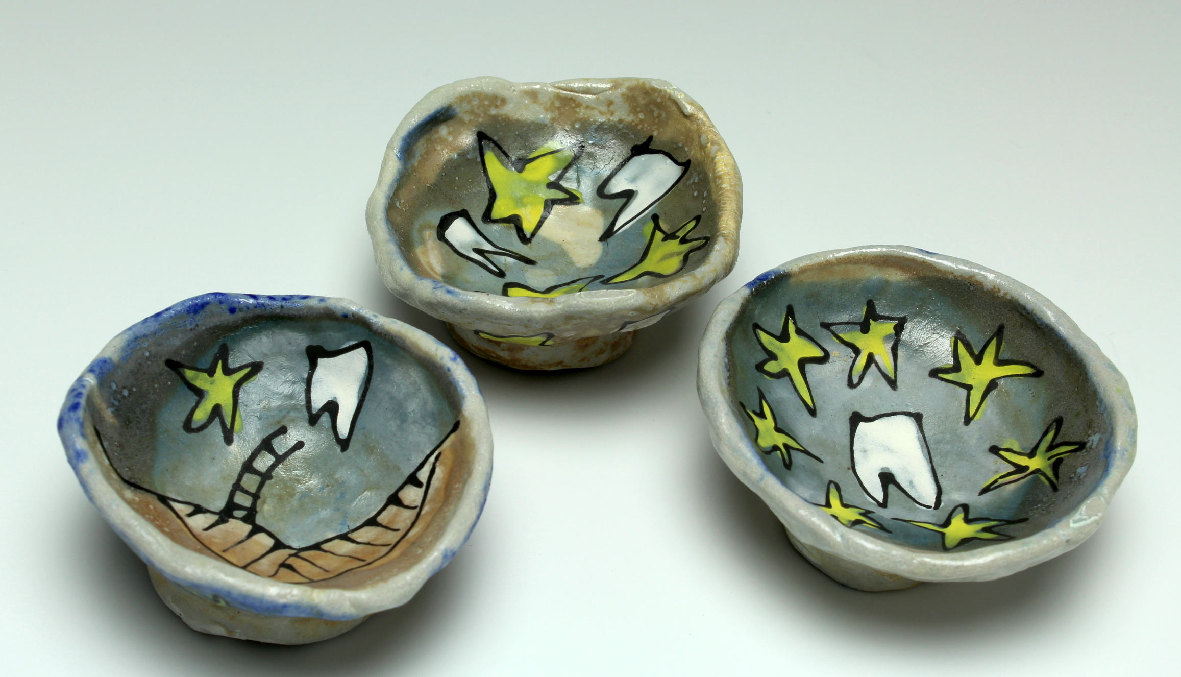 Tooth Fairy Bowls