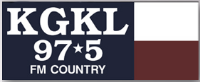 Martha Louise Hunter on KGKL 97.5 FM