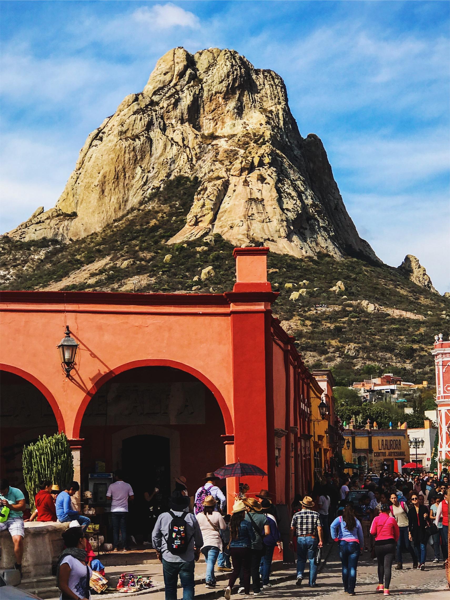 Bernal, Mexico