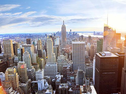 New York Volume III—TBD - Location TBD