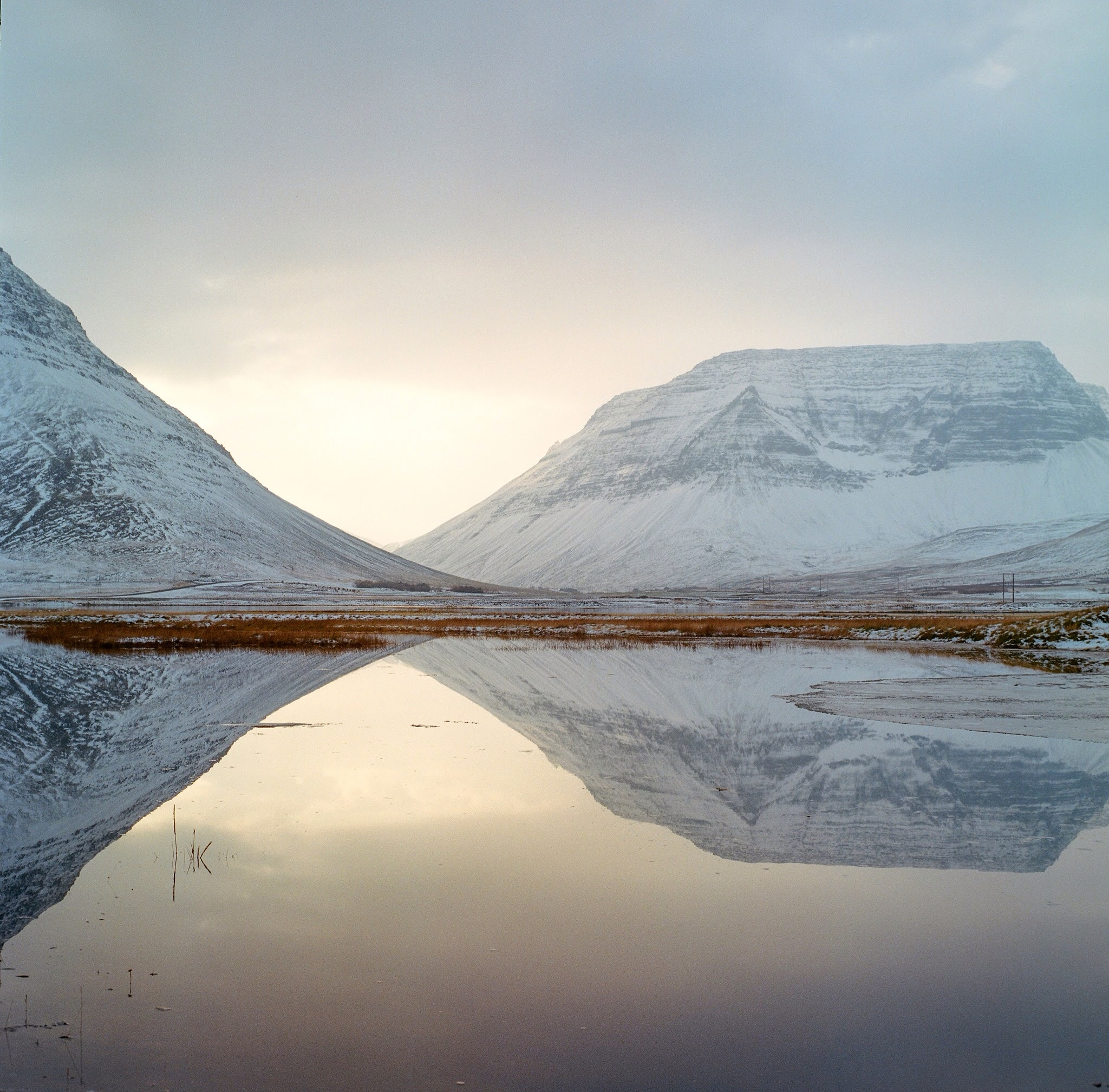 West Fjords, Iceland  Kodak Portra 400 // Hasselblad 500 CM
