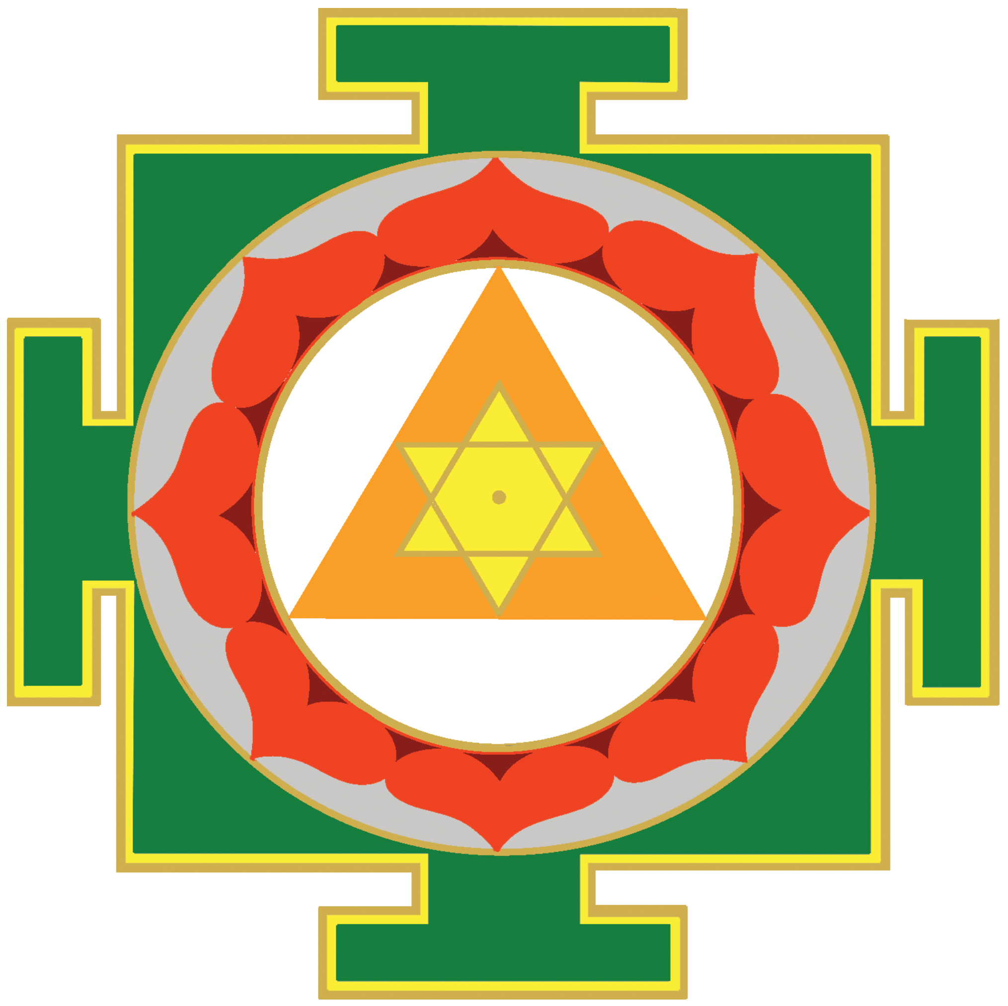 Ganesha Yantra Tutorial For Perception
