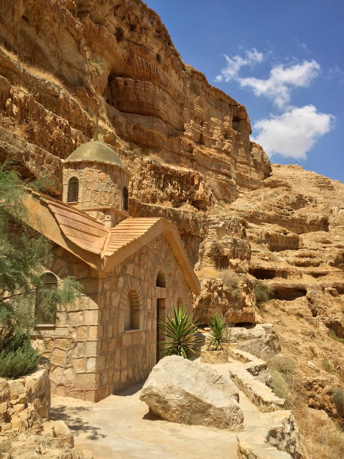 Small chapel.