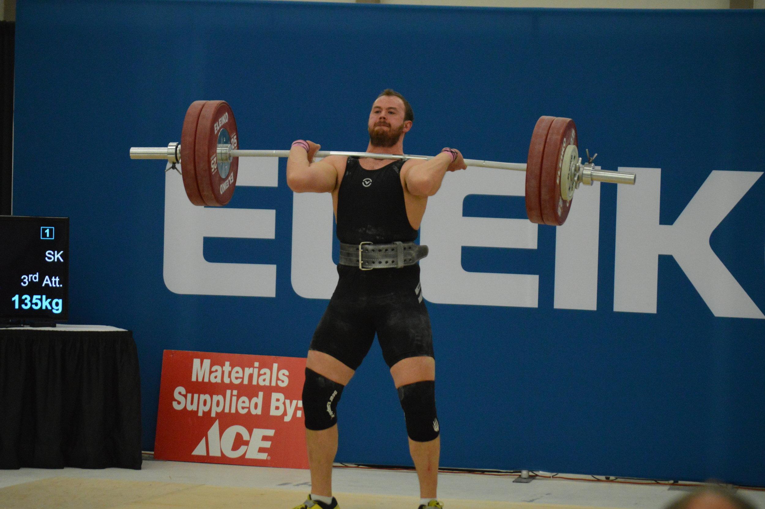 Darren - clean and jerk 135kg (11).JPG
