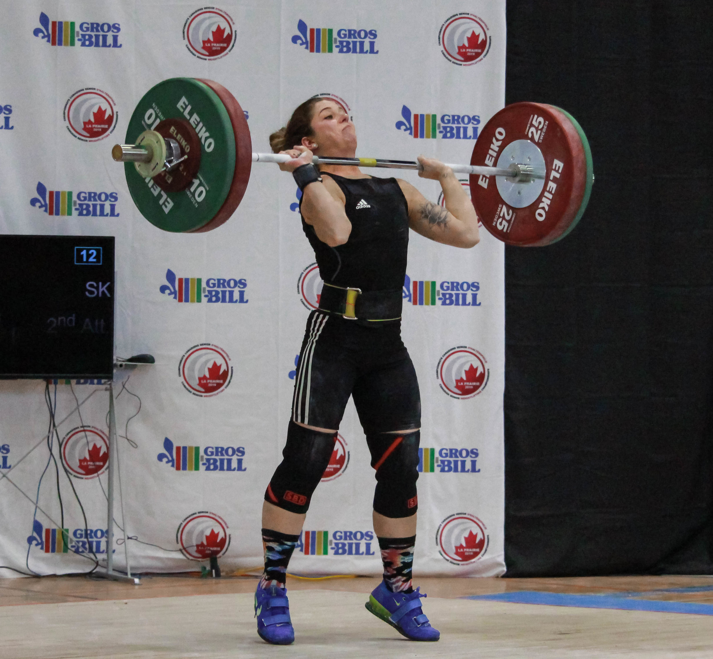 Abra Thompson (64kg)
