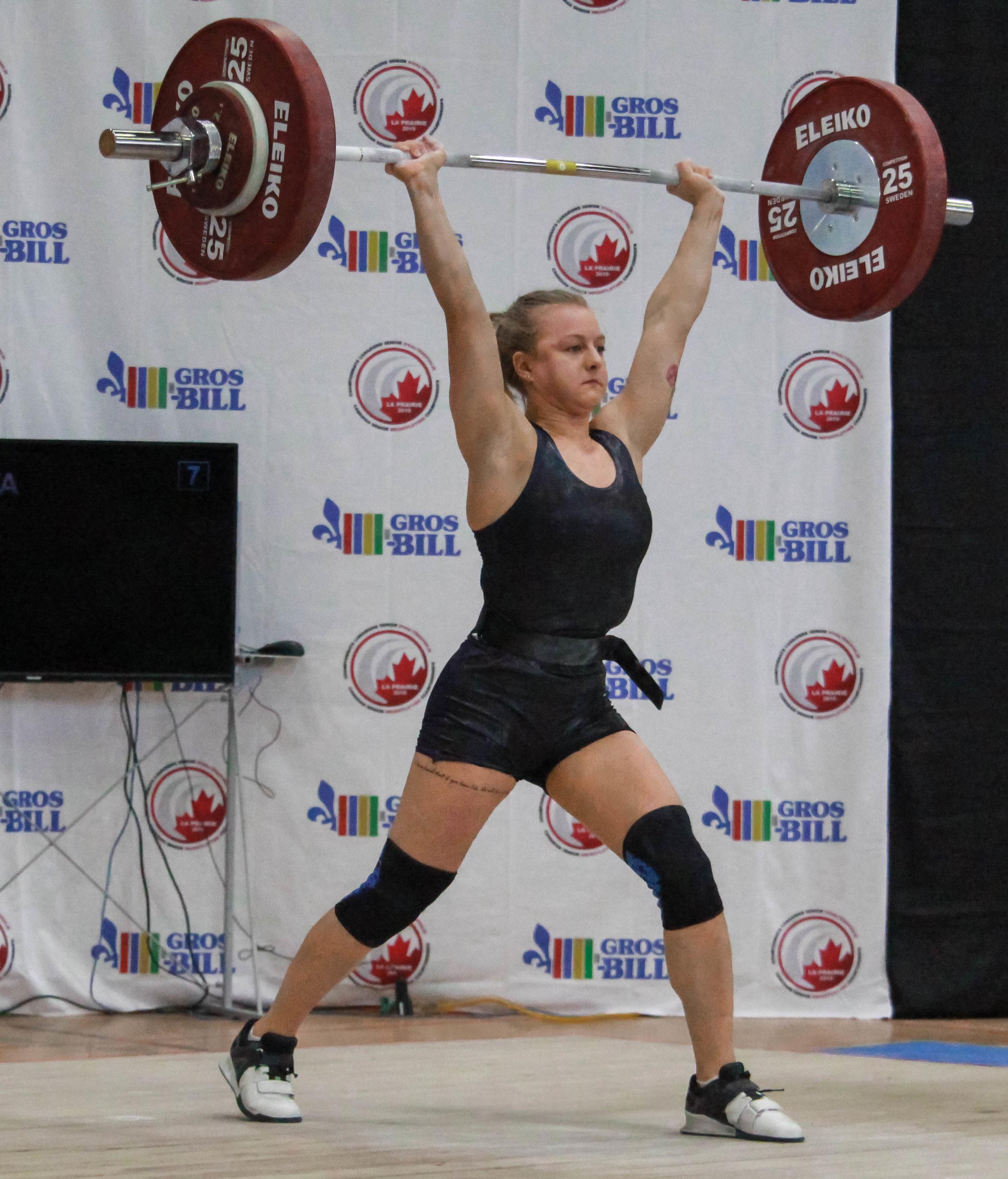 Polina Bespalova (59kg)