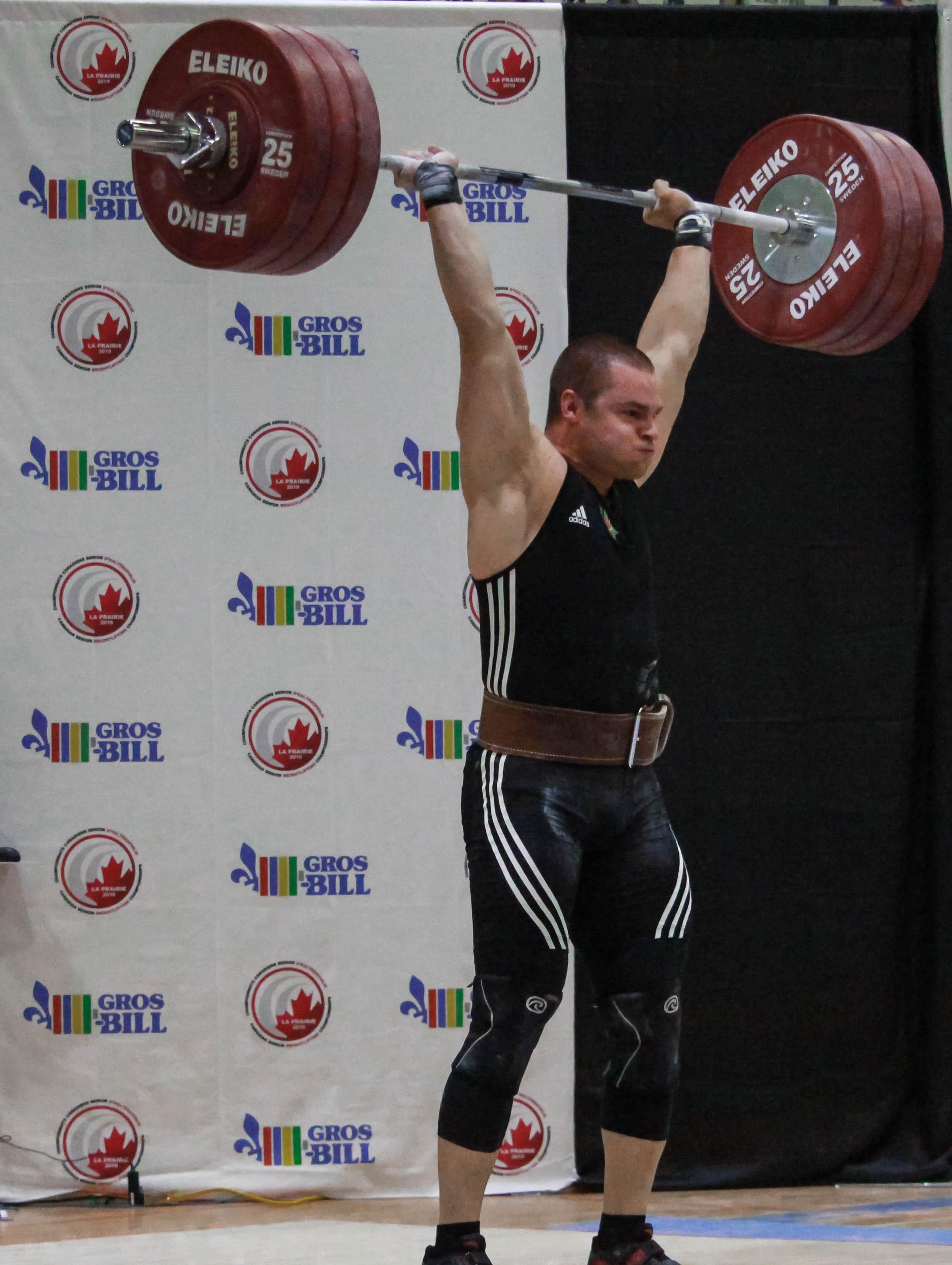 Graham Unruh (109kg)