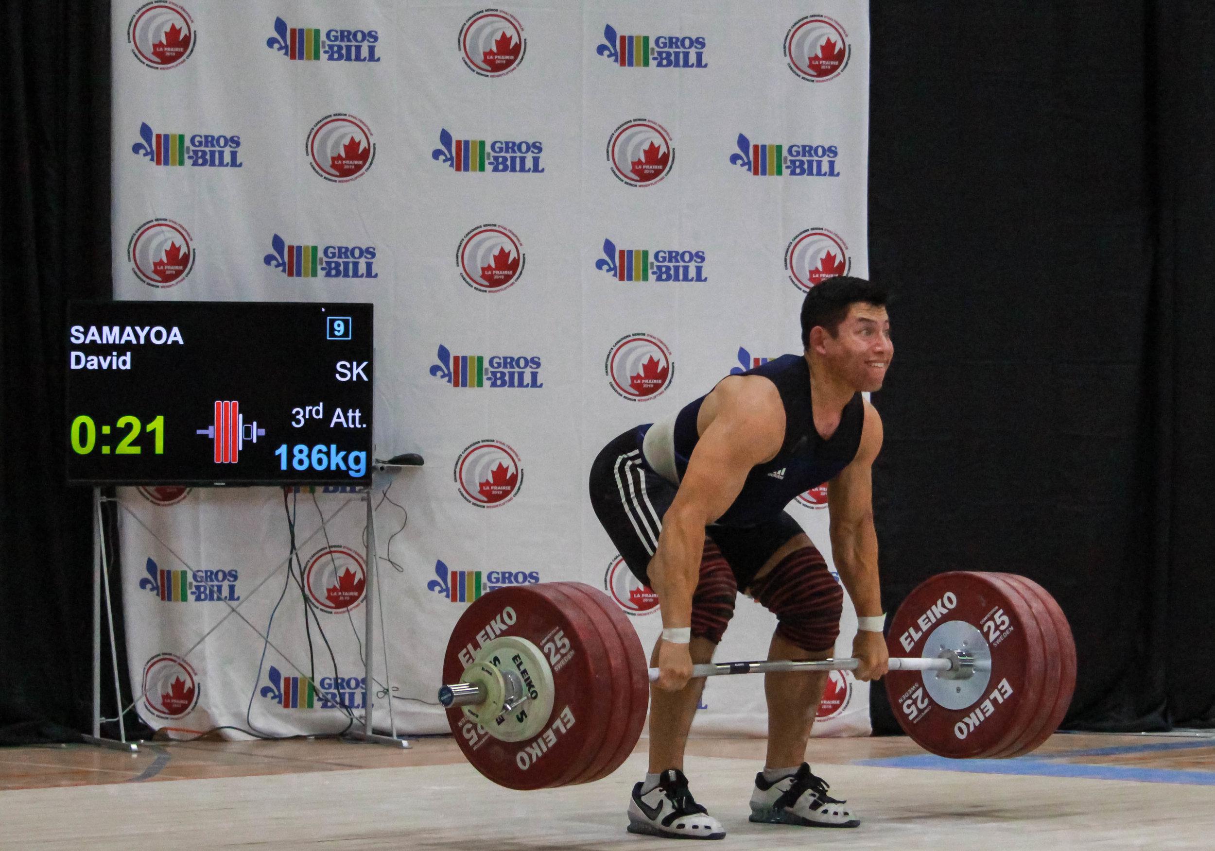 David Samayoa (89kg)