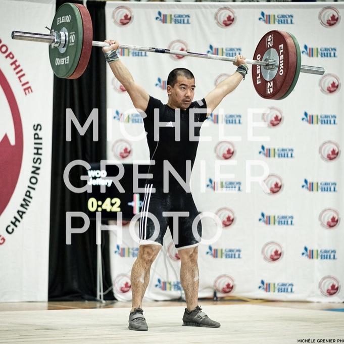 Jeff Woo (67kg)