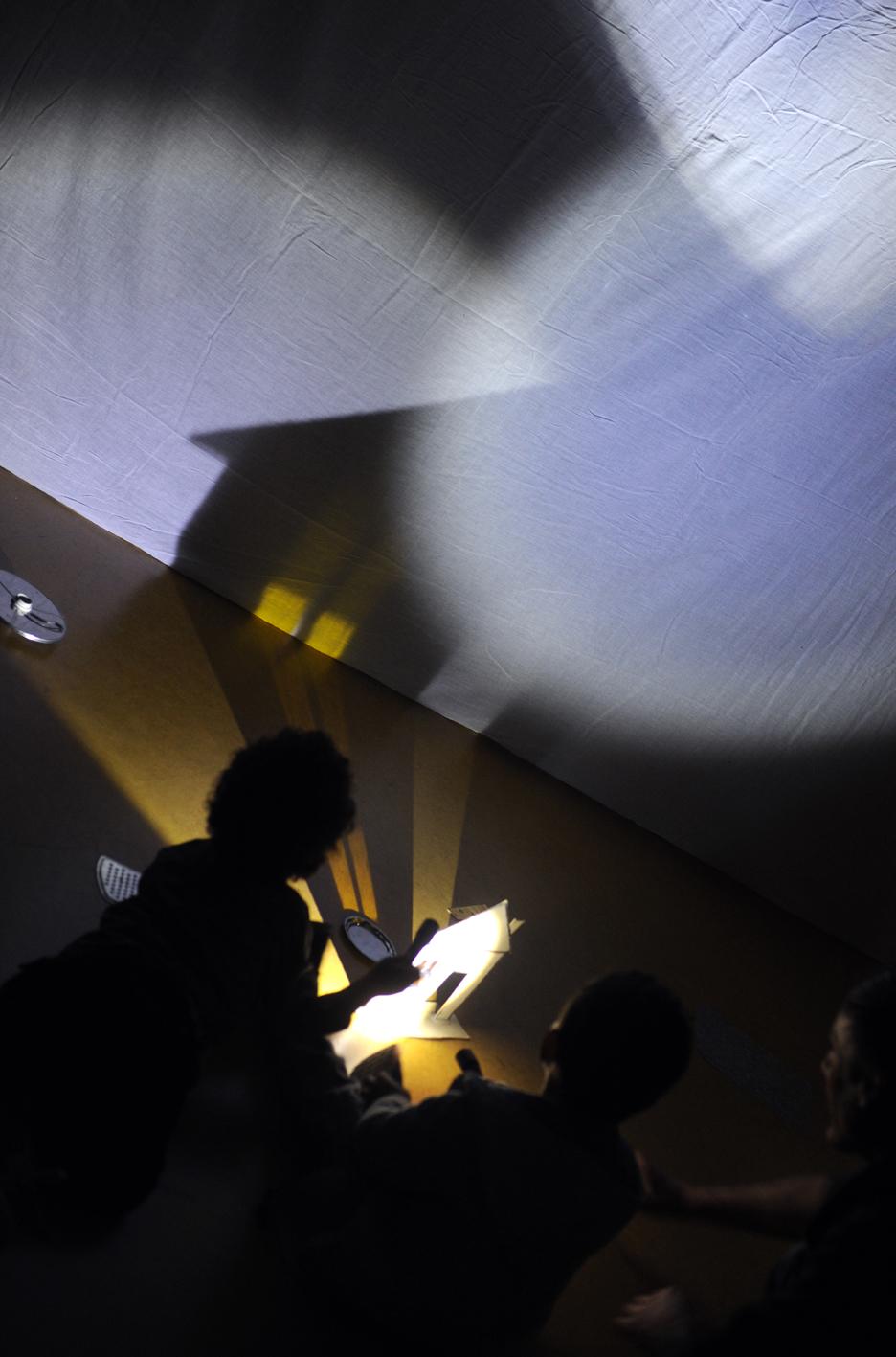 Chantier Première Fois mené par  Flop Lefebvre  / avril 16