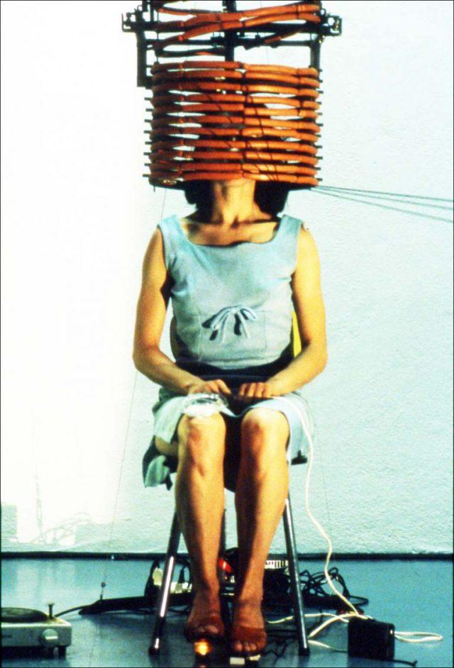 Claudia Triozzi,  Park,  1998
