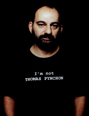 Claro is not Thomas Pynchon.