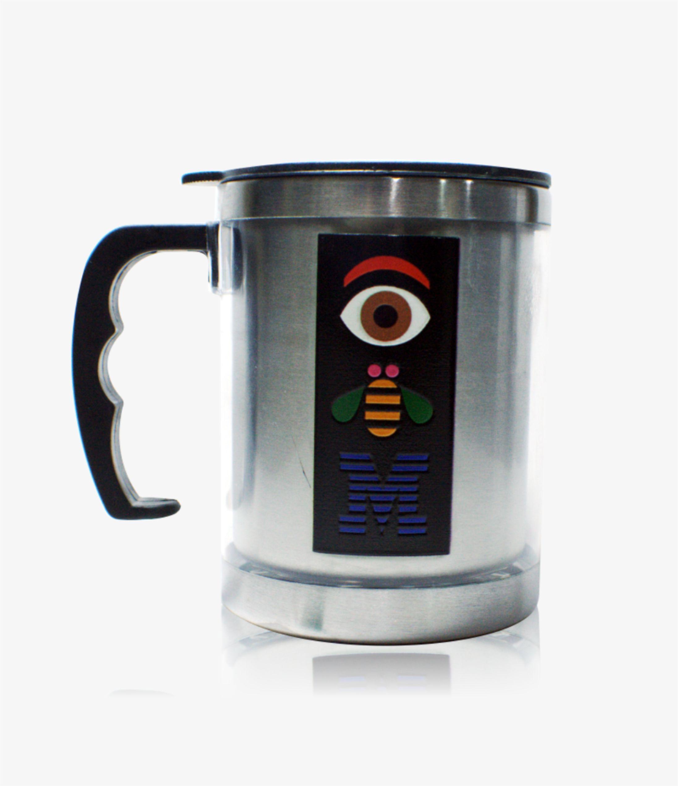 Custom Printed Stainless Mug