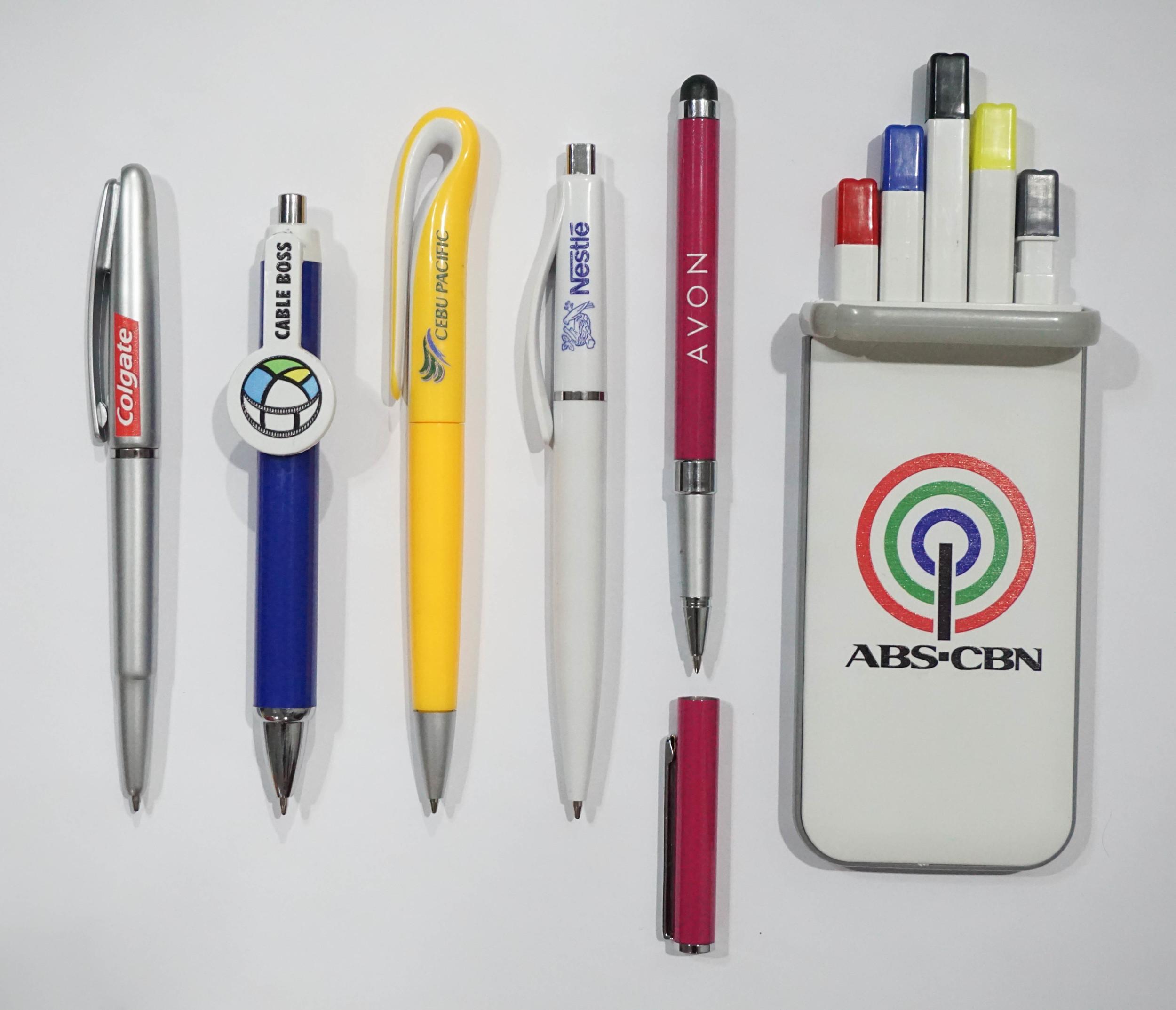 UV Printed Pens