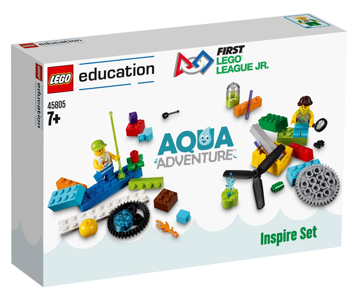 FIRST LEGO League Jr Inspire Set