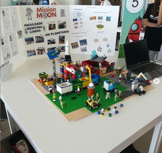 EXPO FIRST LEGO LEague JR. (6 aos 10 anos)