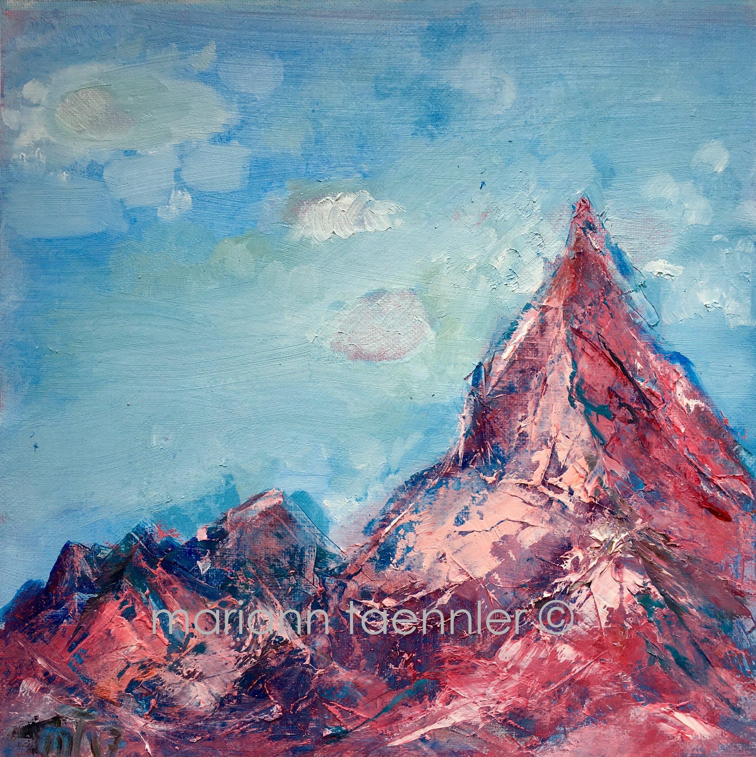rose mountain II