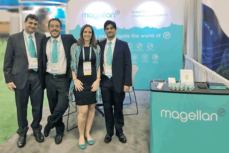 Alex Gonçalves de Almeida, Caio Rodrigues da Silva, Leonor Magalhães Galvão, Pedro Pinheiro (2016 BIO Convention)