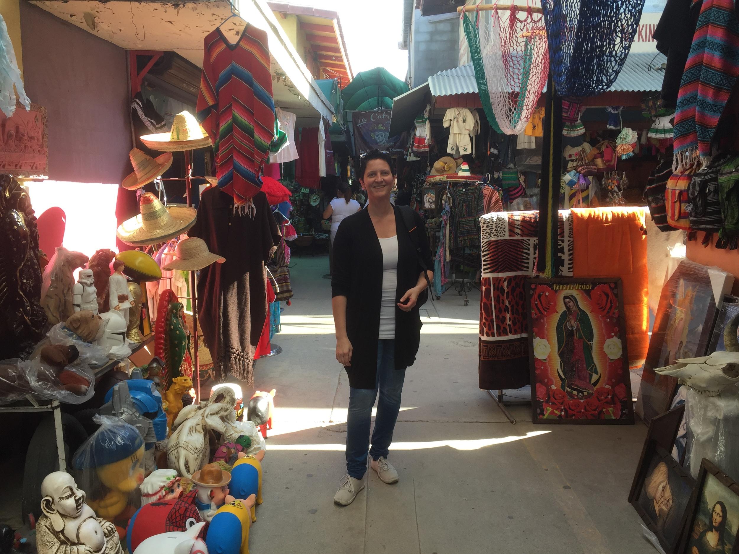 Terveisiä Tijuanasta.