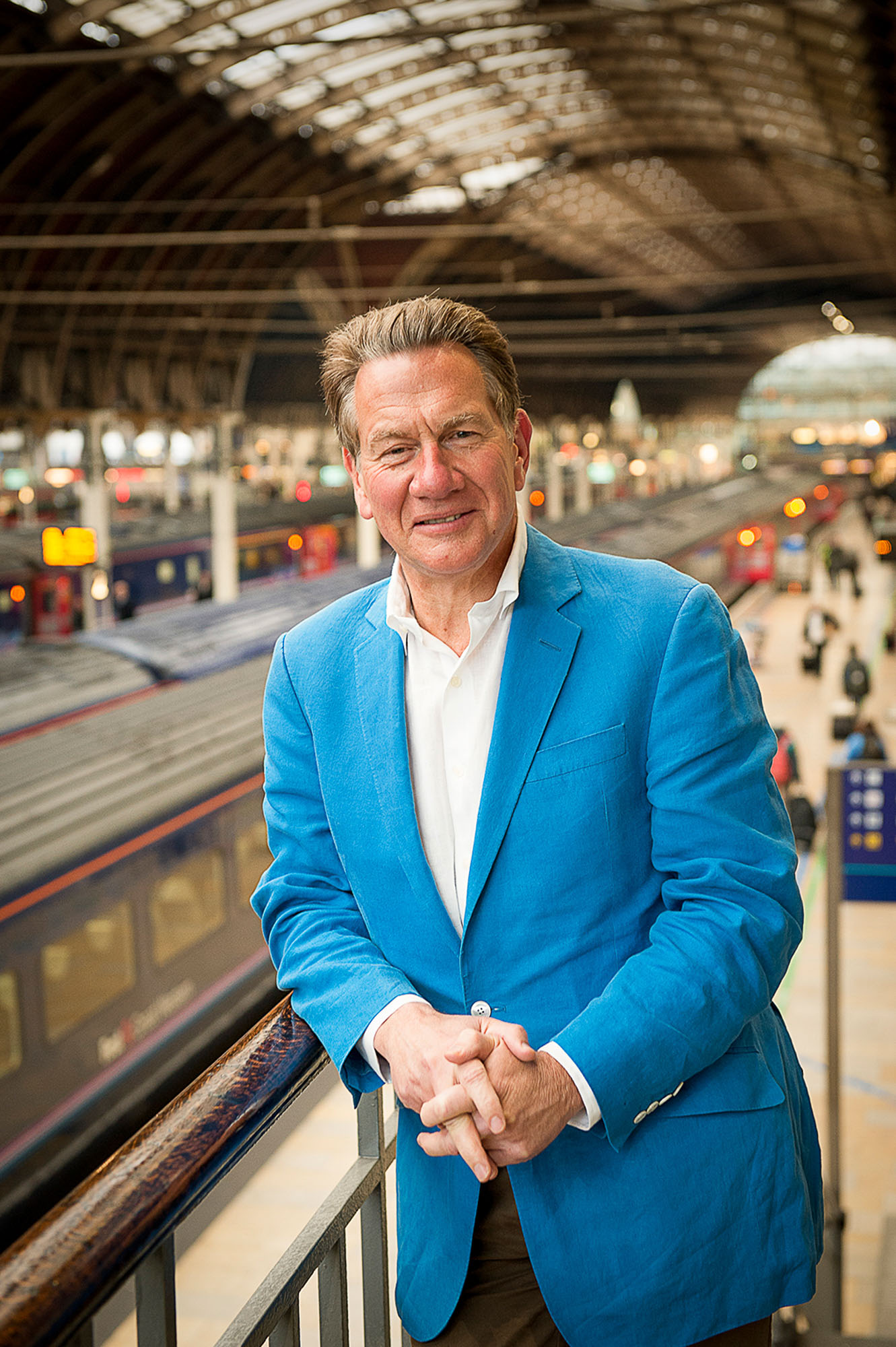 Michael Portillo - Broadcaster & Journalist