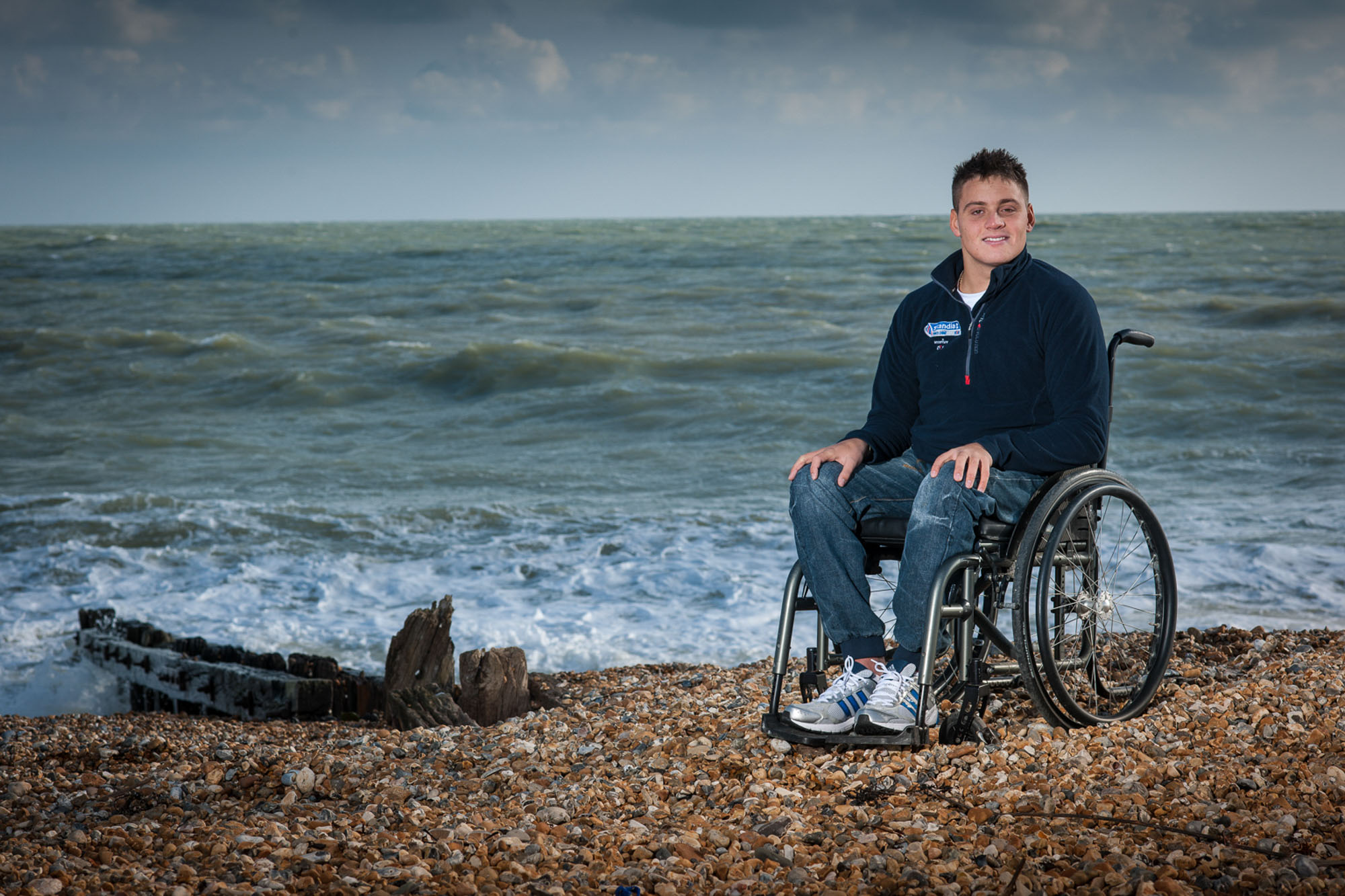 Will Street, Paralympic Sailor