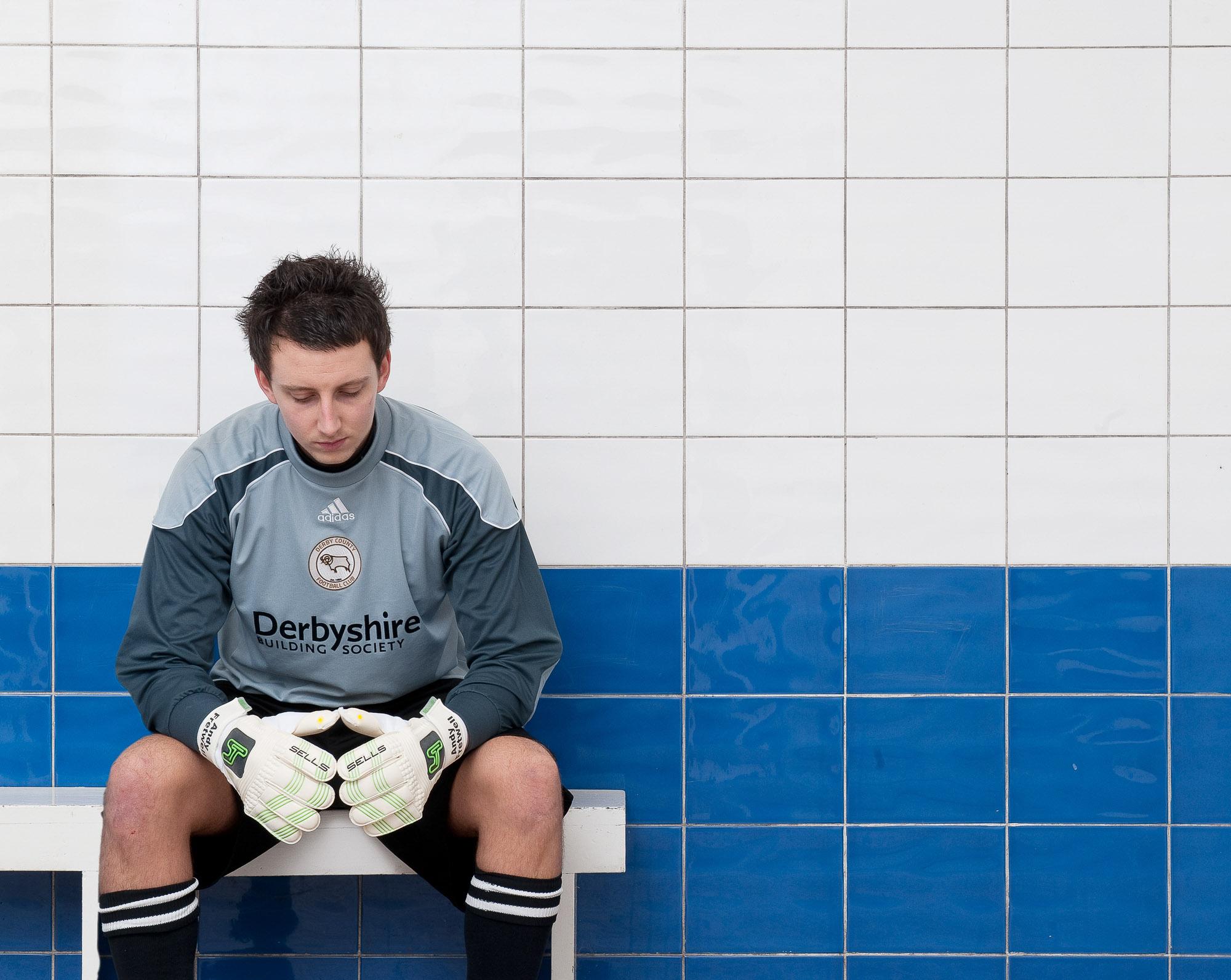 Andy Fretwell, Goalkeeper