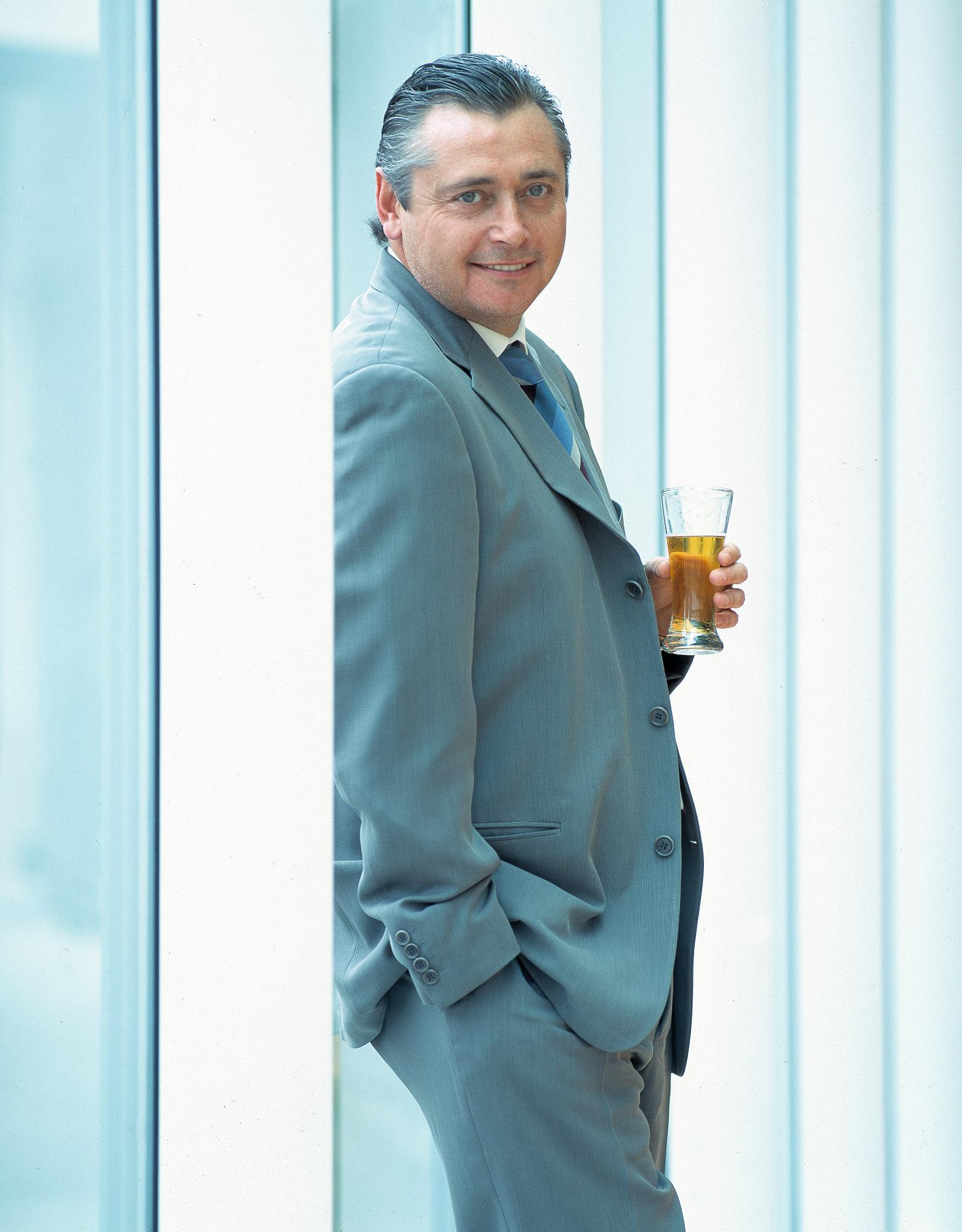 Michael Robinson, Sports presenter