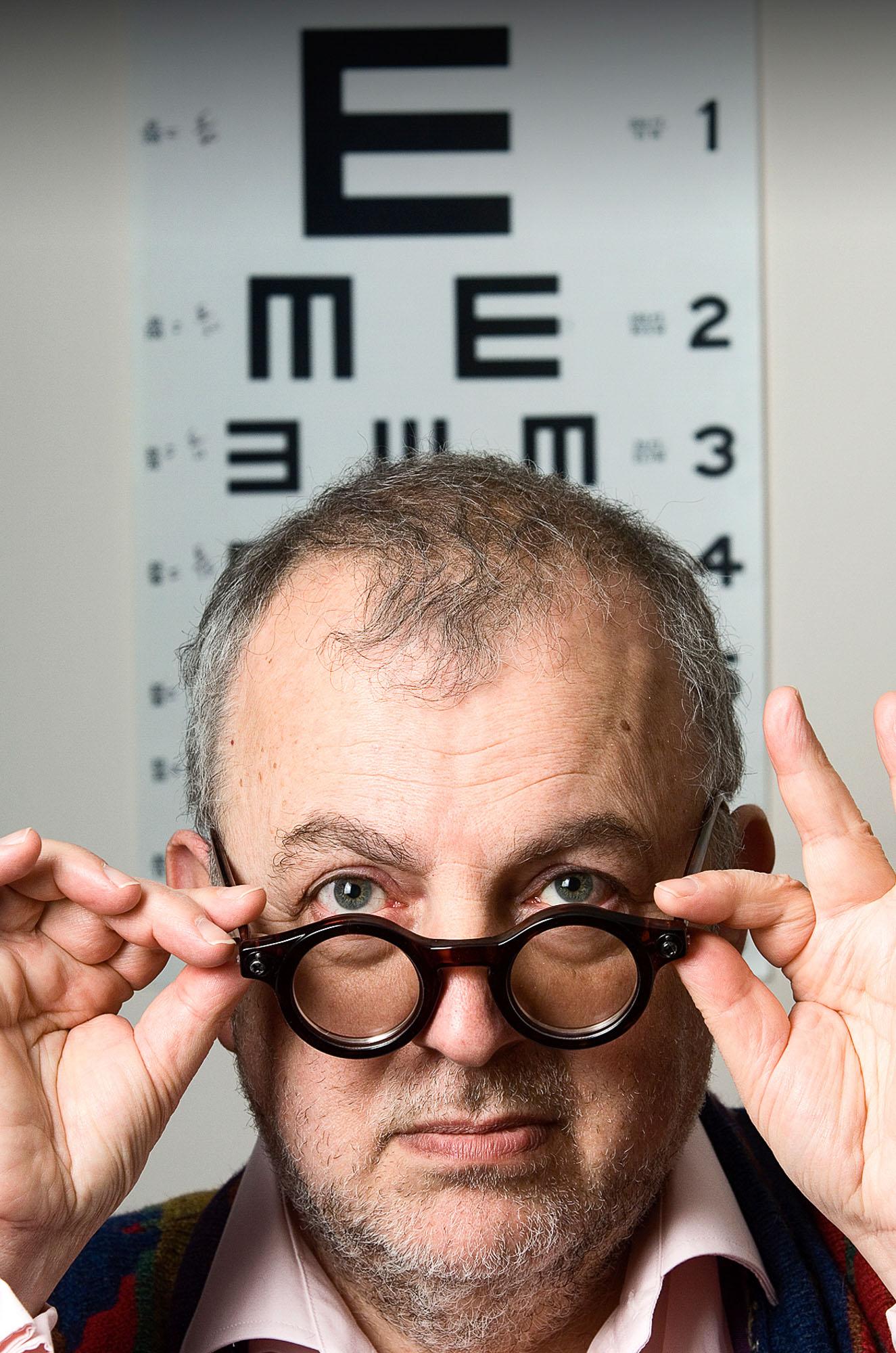 Prof. Josh Silver, Physicist