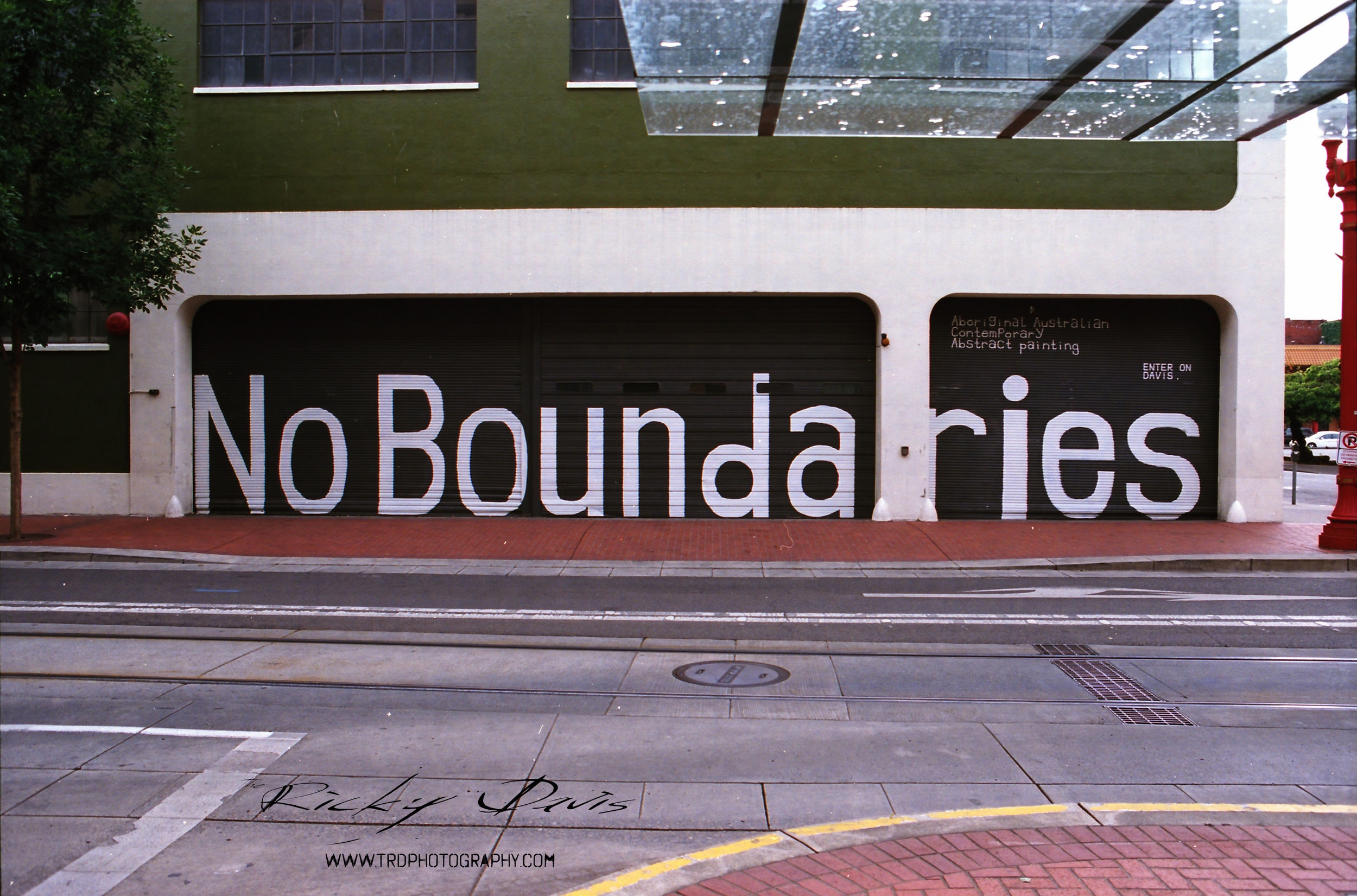 No Boundaries - Portland, OR - Photographer Ricky Davis of TRD Photography - Kodak Ektar 100 Film