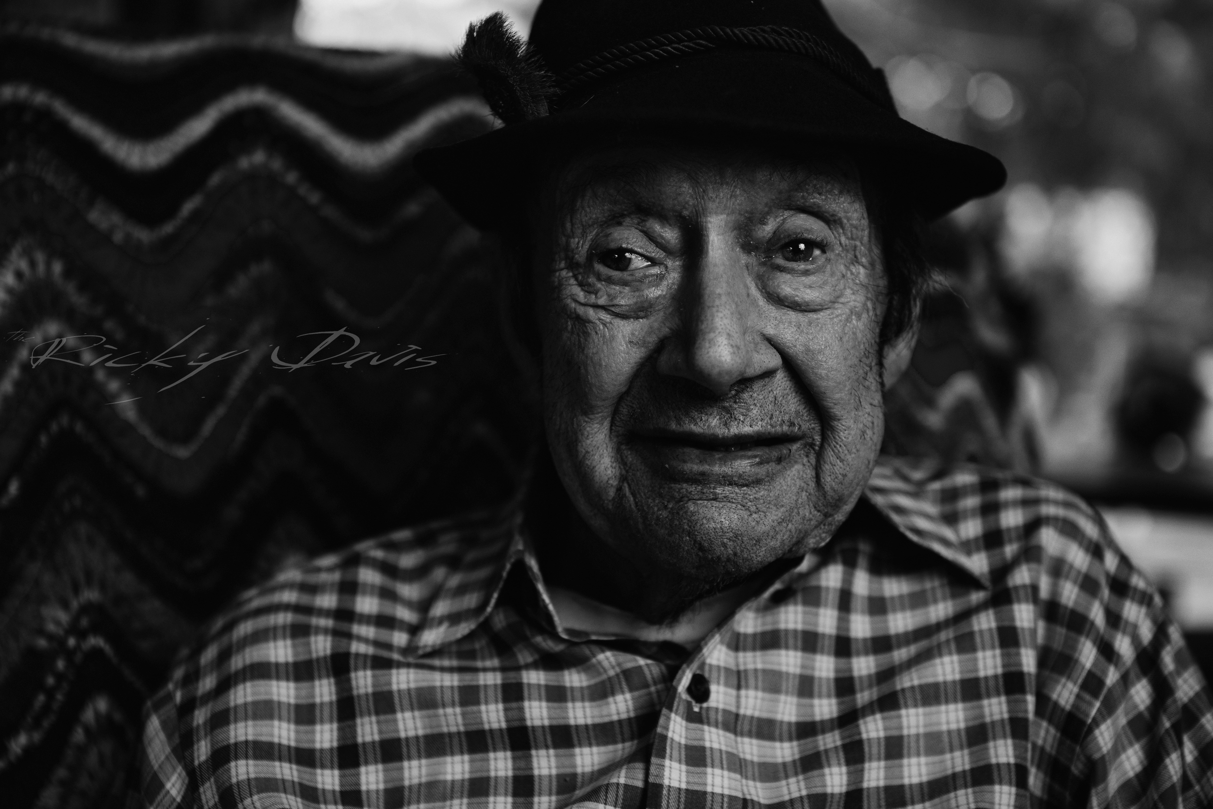 WWII Artilleryman - Pvt Ralph Davis - Photographer Ricky Davis - Photo taken with Canon 6D.