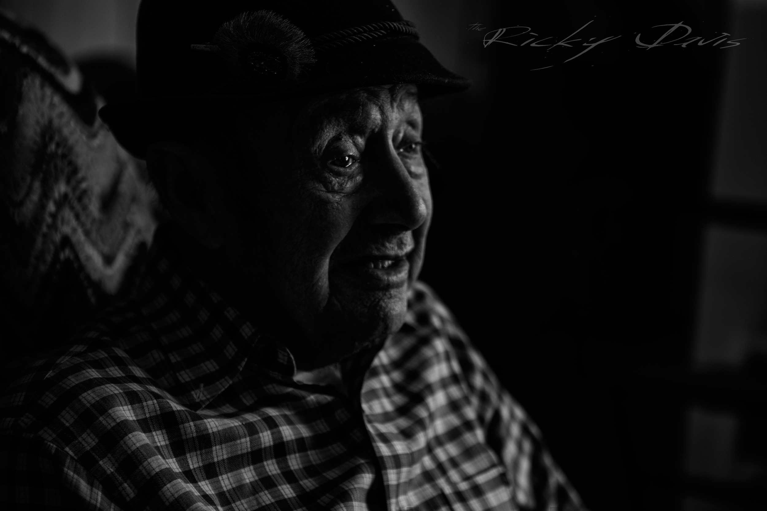 WWII Artilleryman - Pvt. Ralph Davis - Photographer Ricky Davis of TRD Photography - Shot taken with Canon 6D.