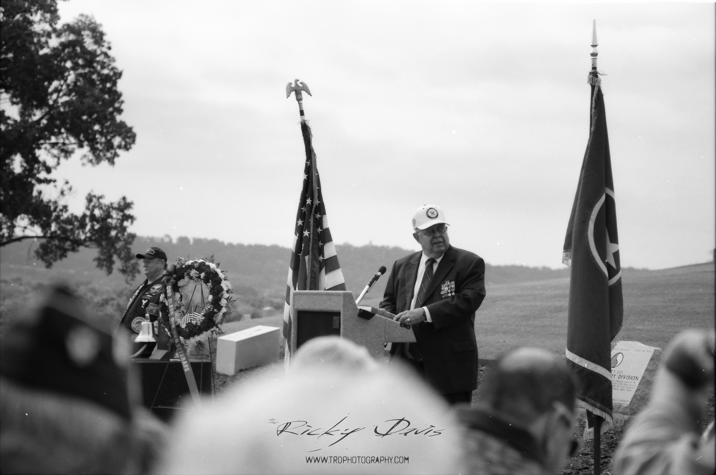 V-J Day Event - Photo by Photographer Ricky Davis of TRD Photography - Film - Tmax100