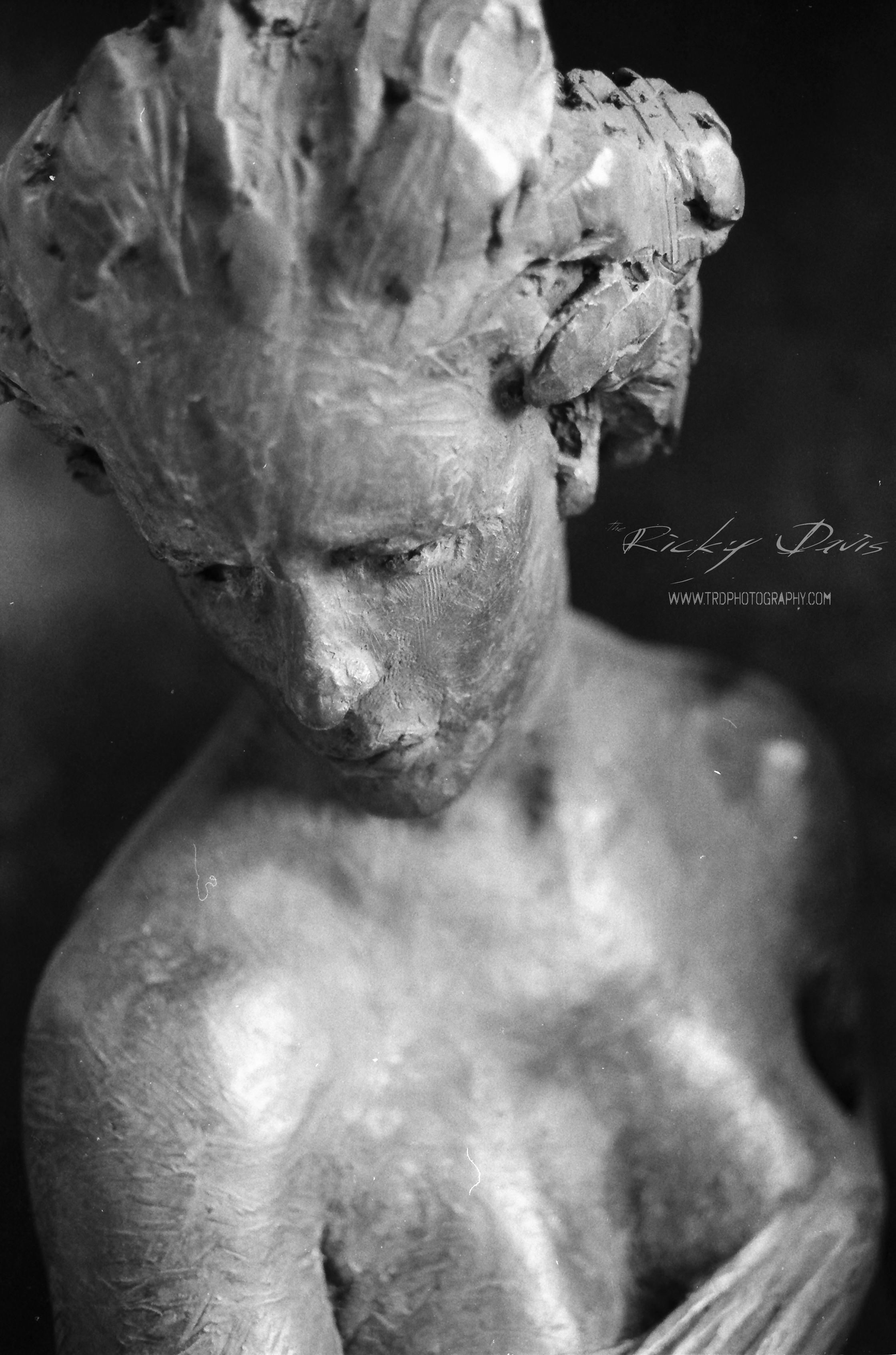 Sculpture in Chattanooga, TN - Film - Expired Neopan SS - Camera - Minolta XG 1 - Photographer Ricky Davis