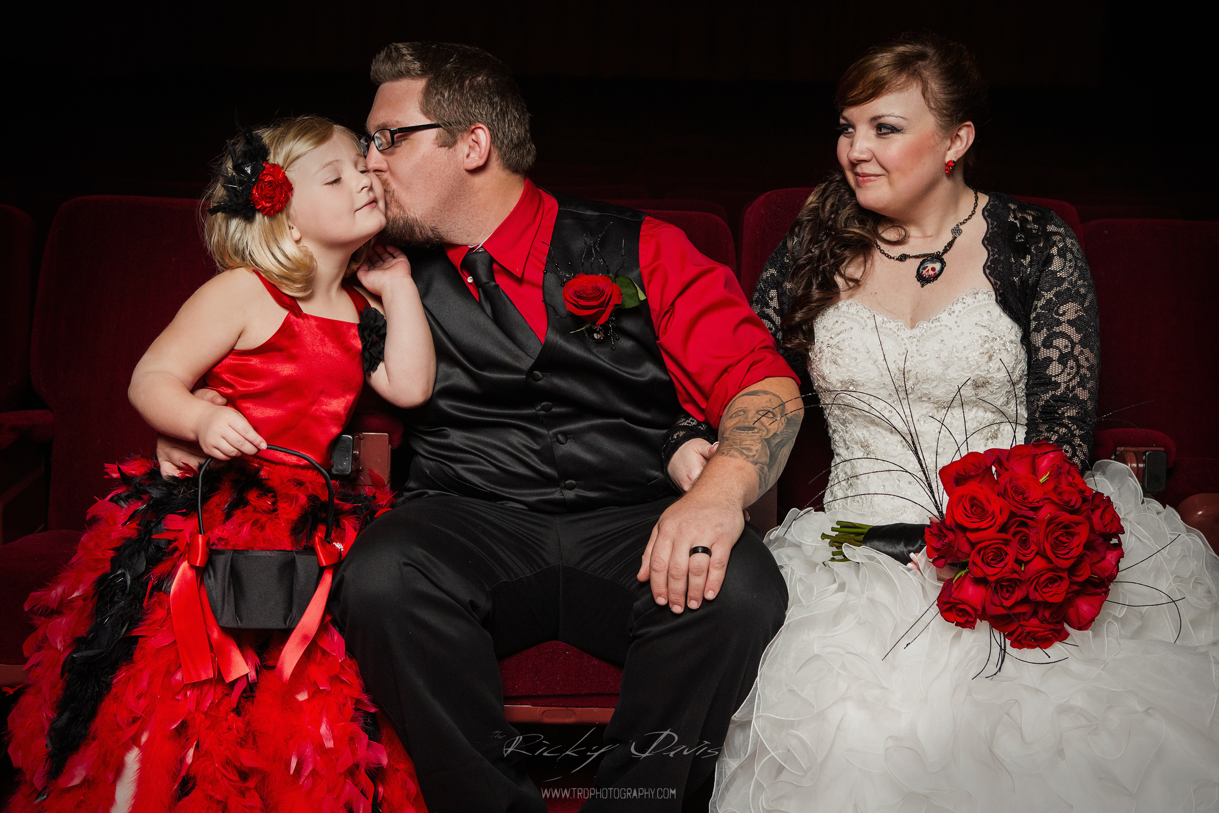 Chattanooga Choo-Choo Wedding - Mary & Dean - TRD Photography