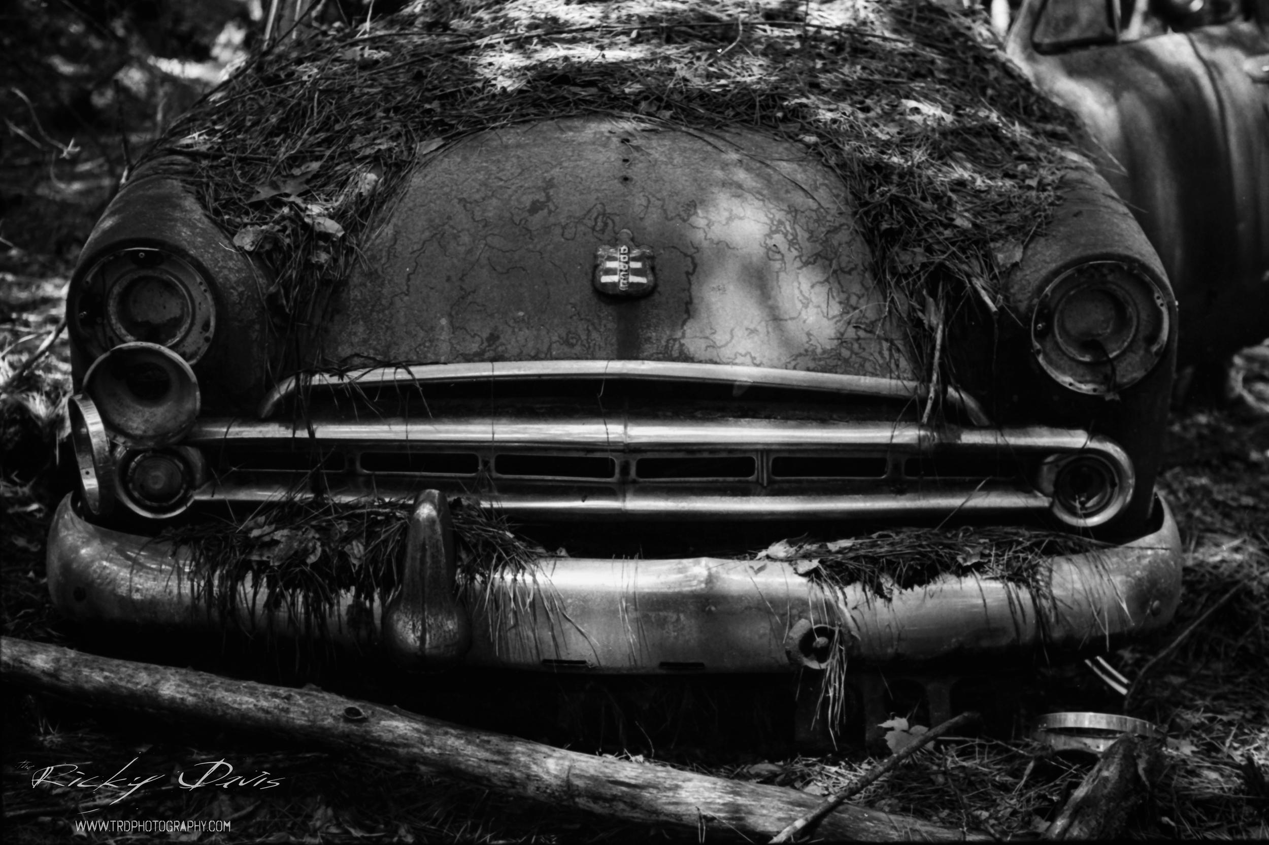 Old Car City USA - Film - Kodak Tri X - Photographer Ricky Davis of TRD Photography