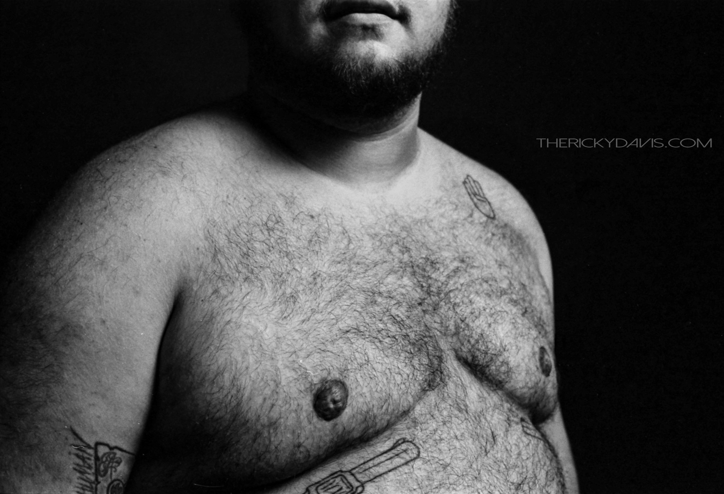 Beauty Redefined Series - Post #5 - Andrew - Photographer Ricky Davis