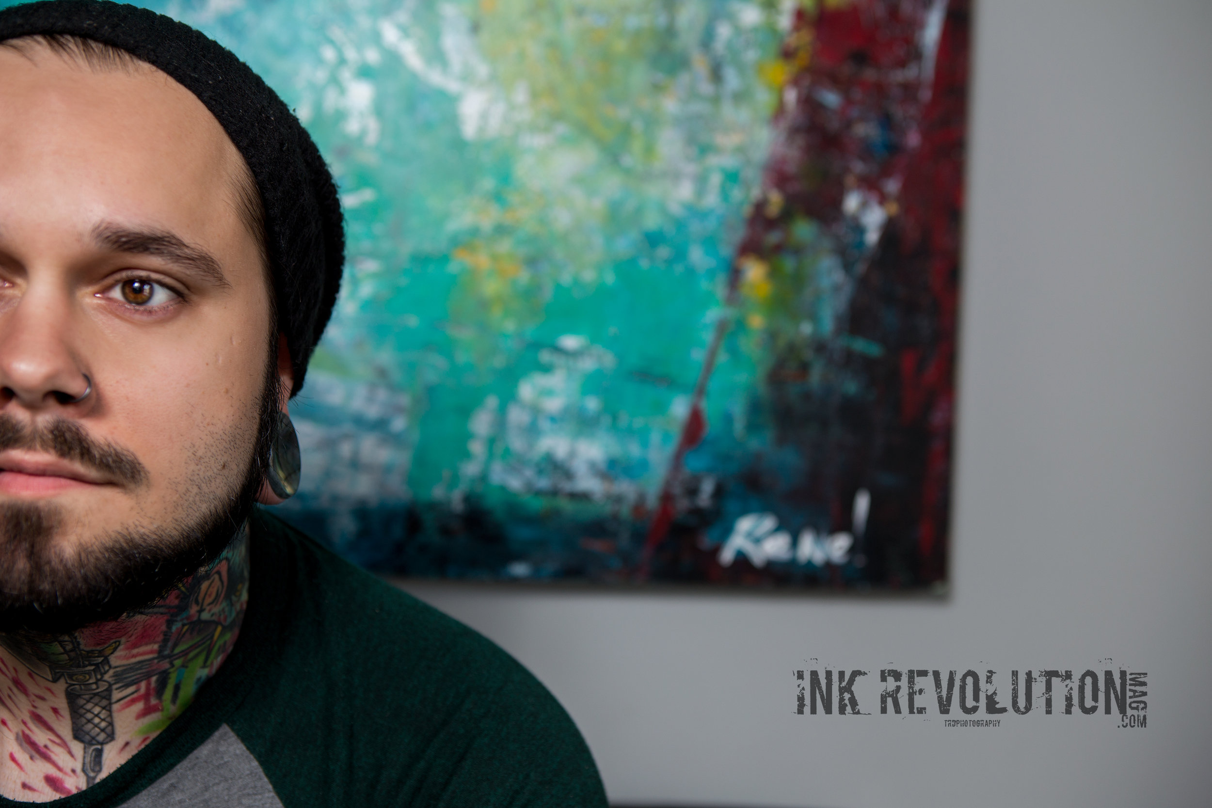 Ink Revolution - Tattoo Artist Michael Clester - Shop - Studio 617 - Photo - TRD Photography