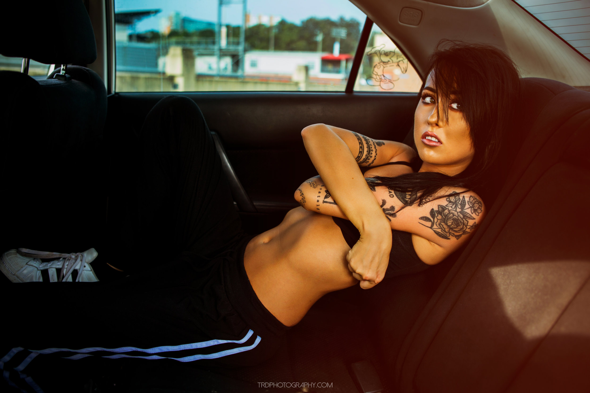 CeCe Sinclair - TRD Photography