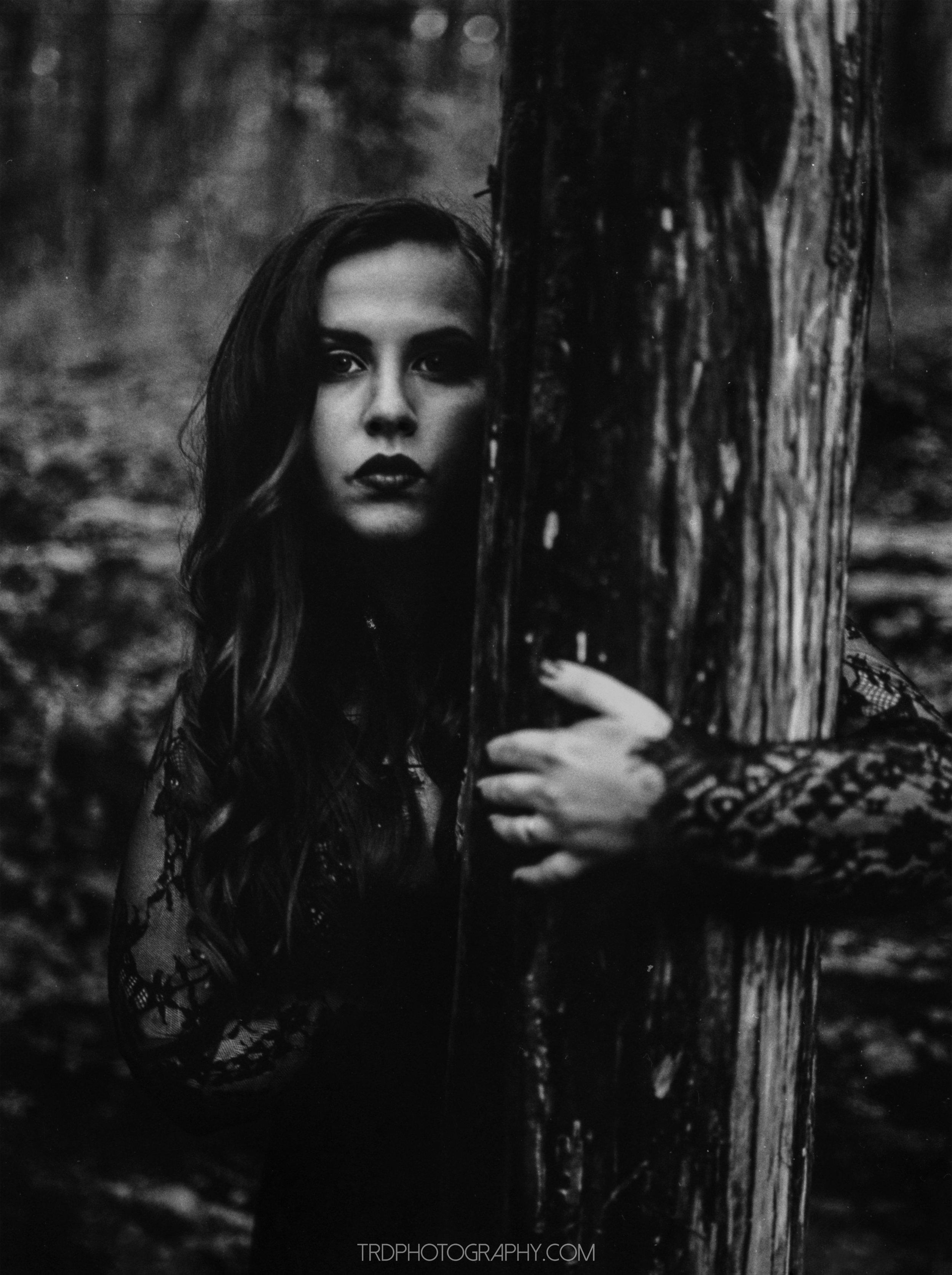 Emily Northrip - Kodak Tri X - TRD Photography