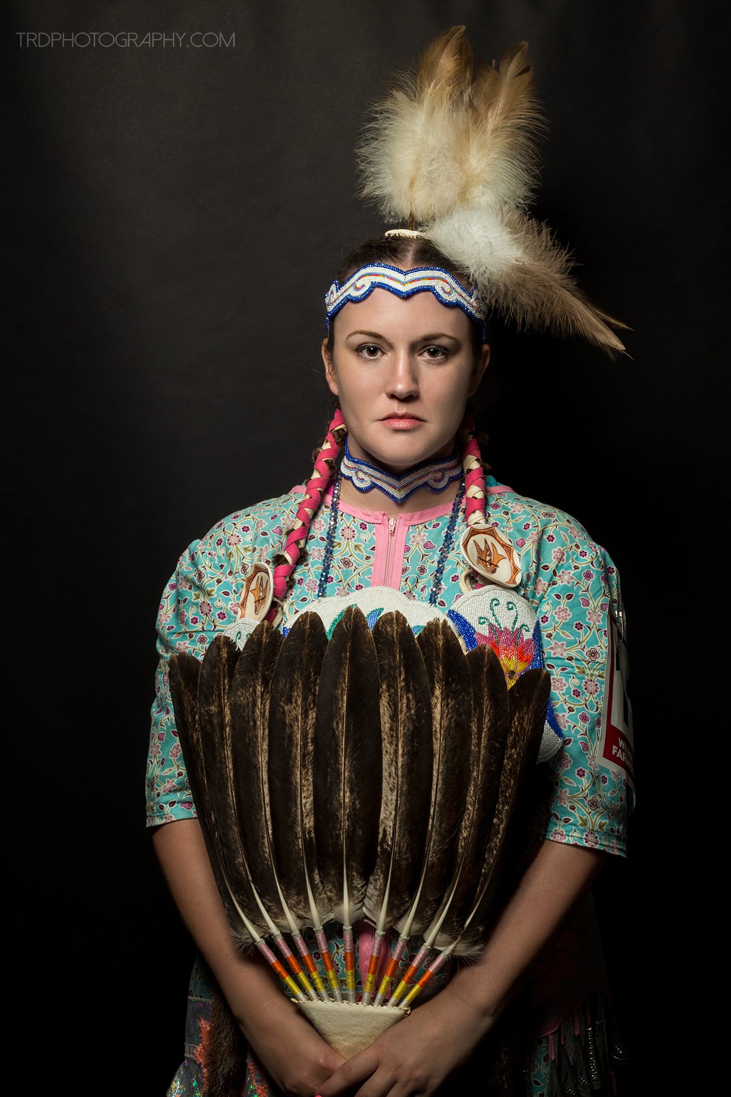 Native American Portraits - The Series - Amanda Starr