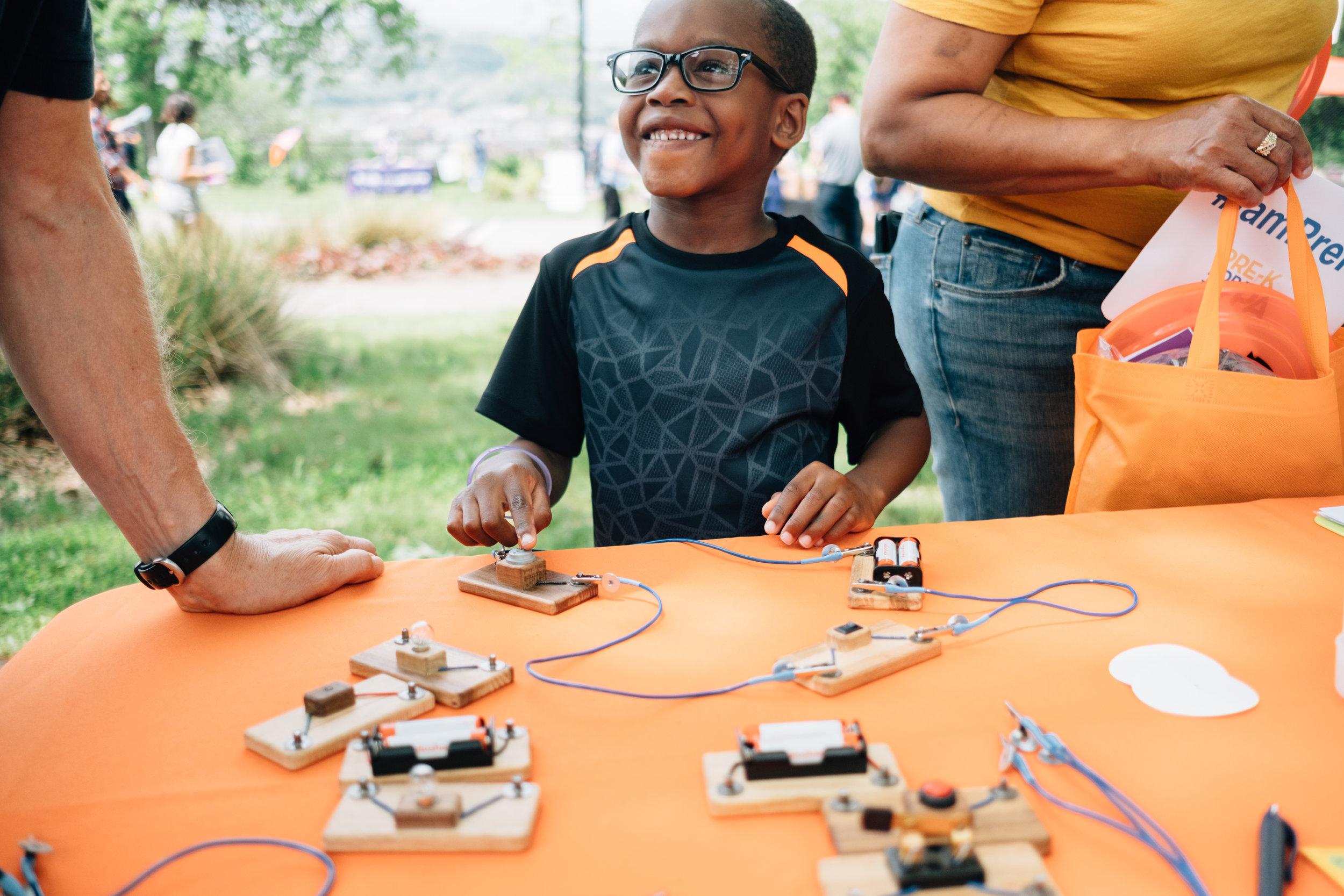 Circuitry with Kidsburgh