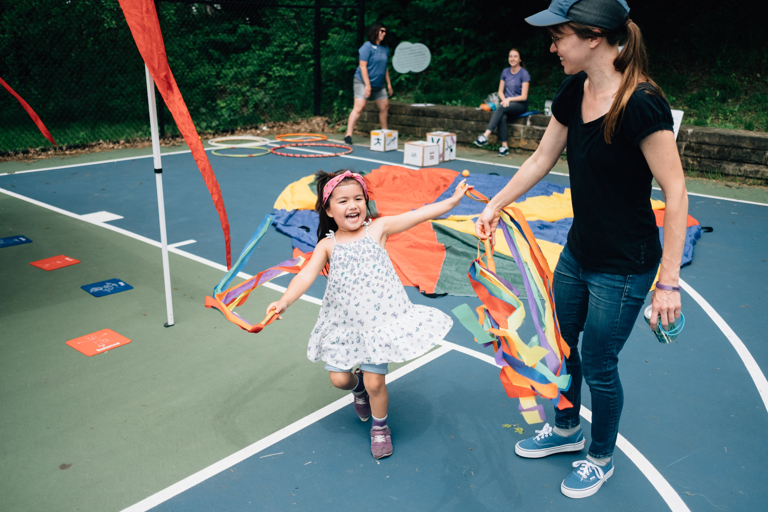 Fun with Greater Hazelwood Family Center