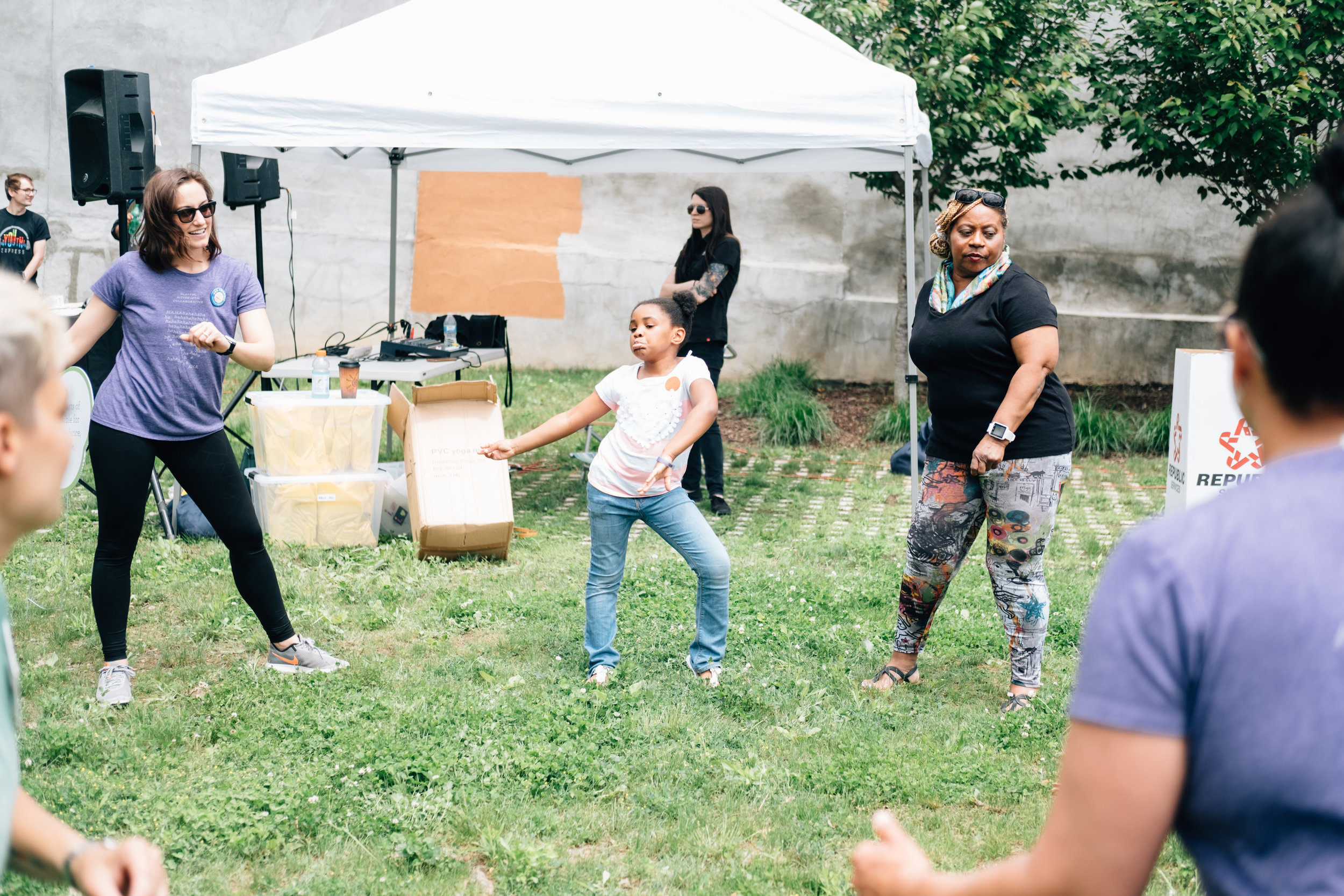 Dancing with Age-Friendly Greater Pittsburgh