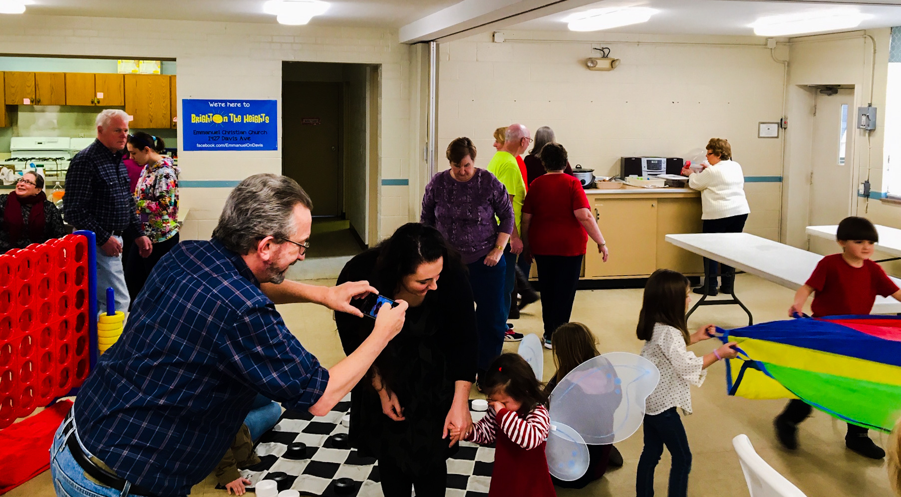 Emmanuel Christian Church - We Love Fun Day! Sunday February 10, 2019